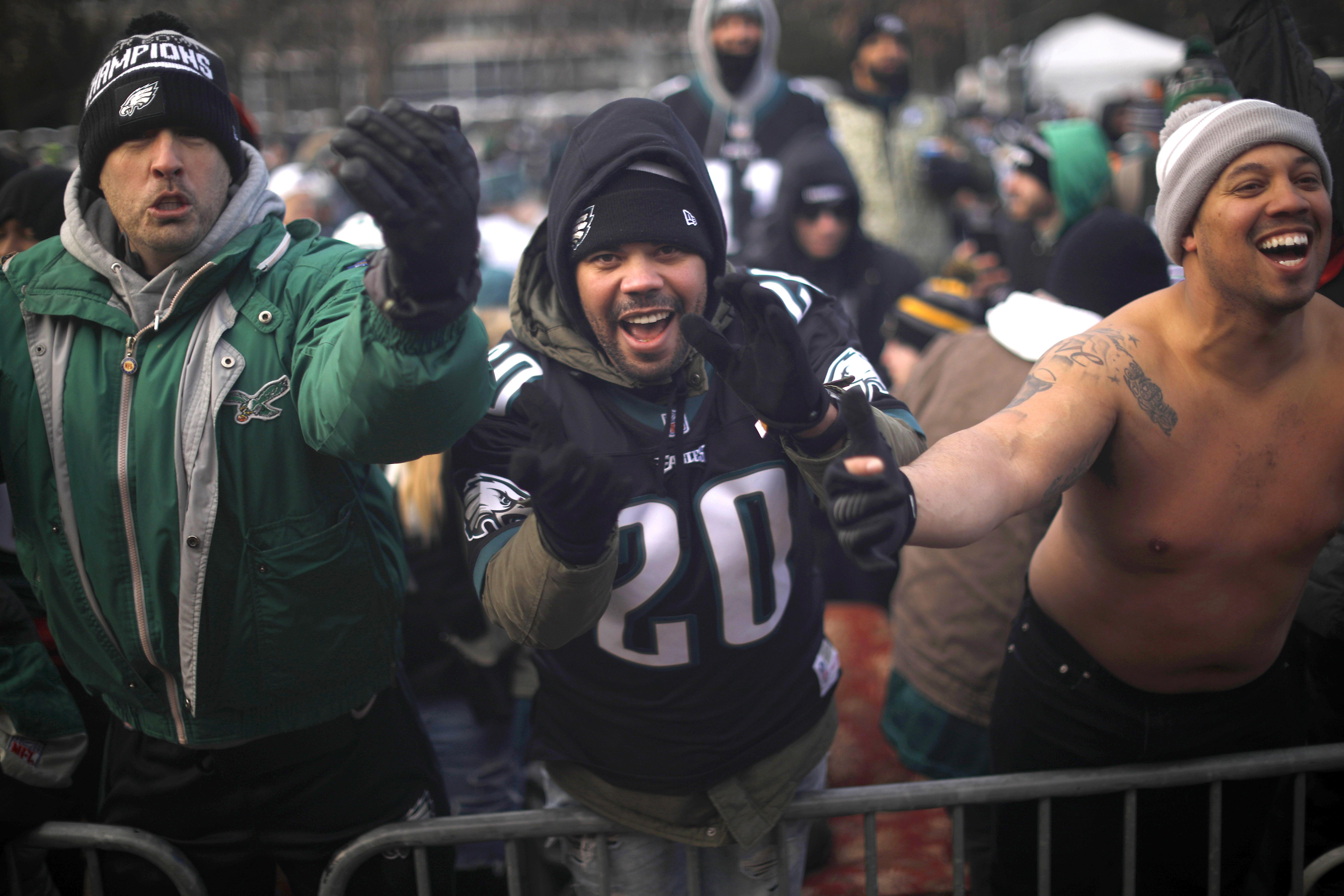 Super Bowl 2018 parade celebrates Philadelphia Eagles  big win - CBS ... f71889f29
