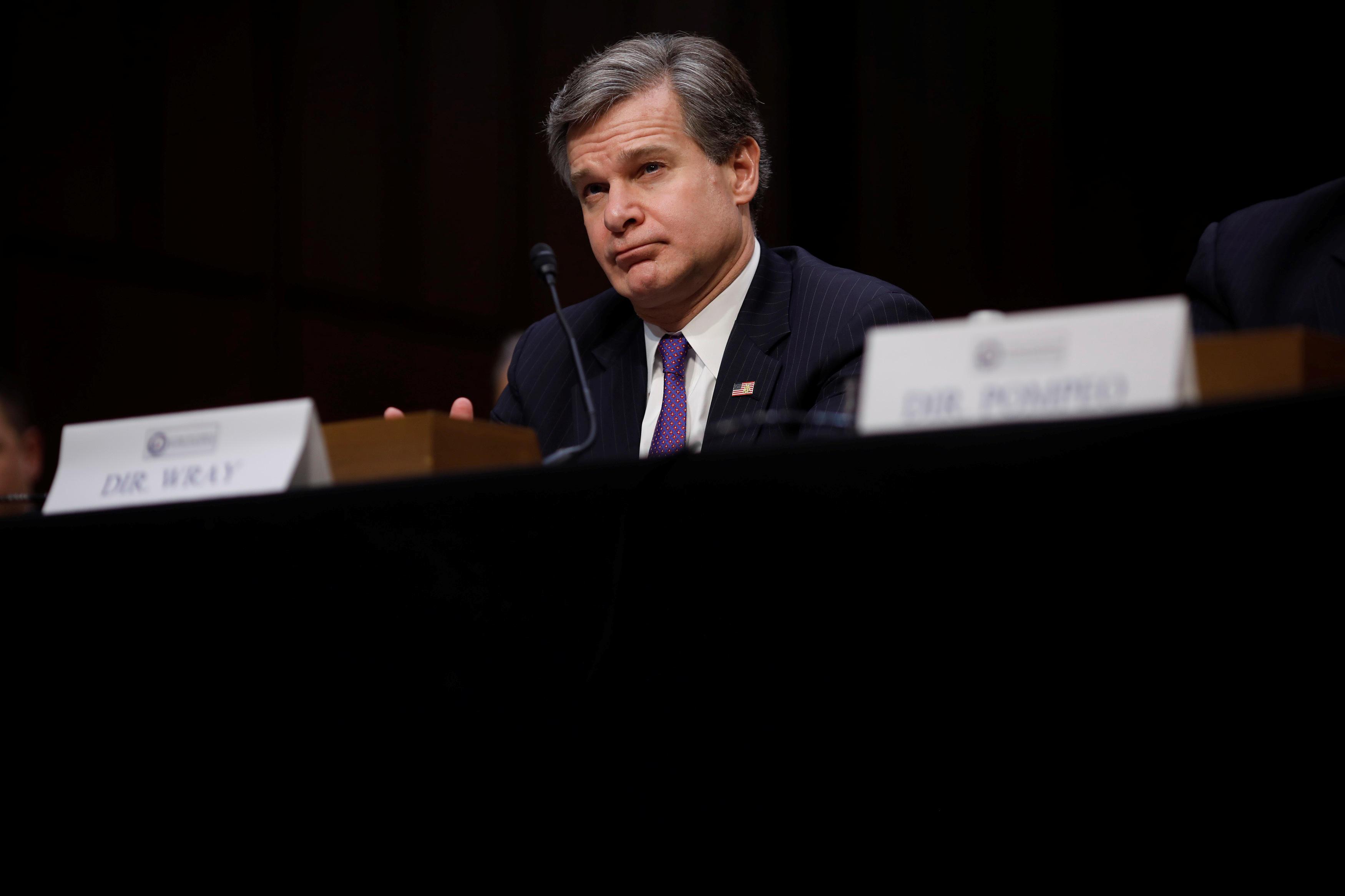 Senate panel holds hearing on DOJ's Inspector General report