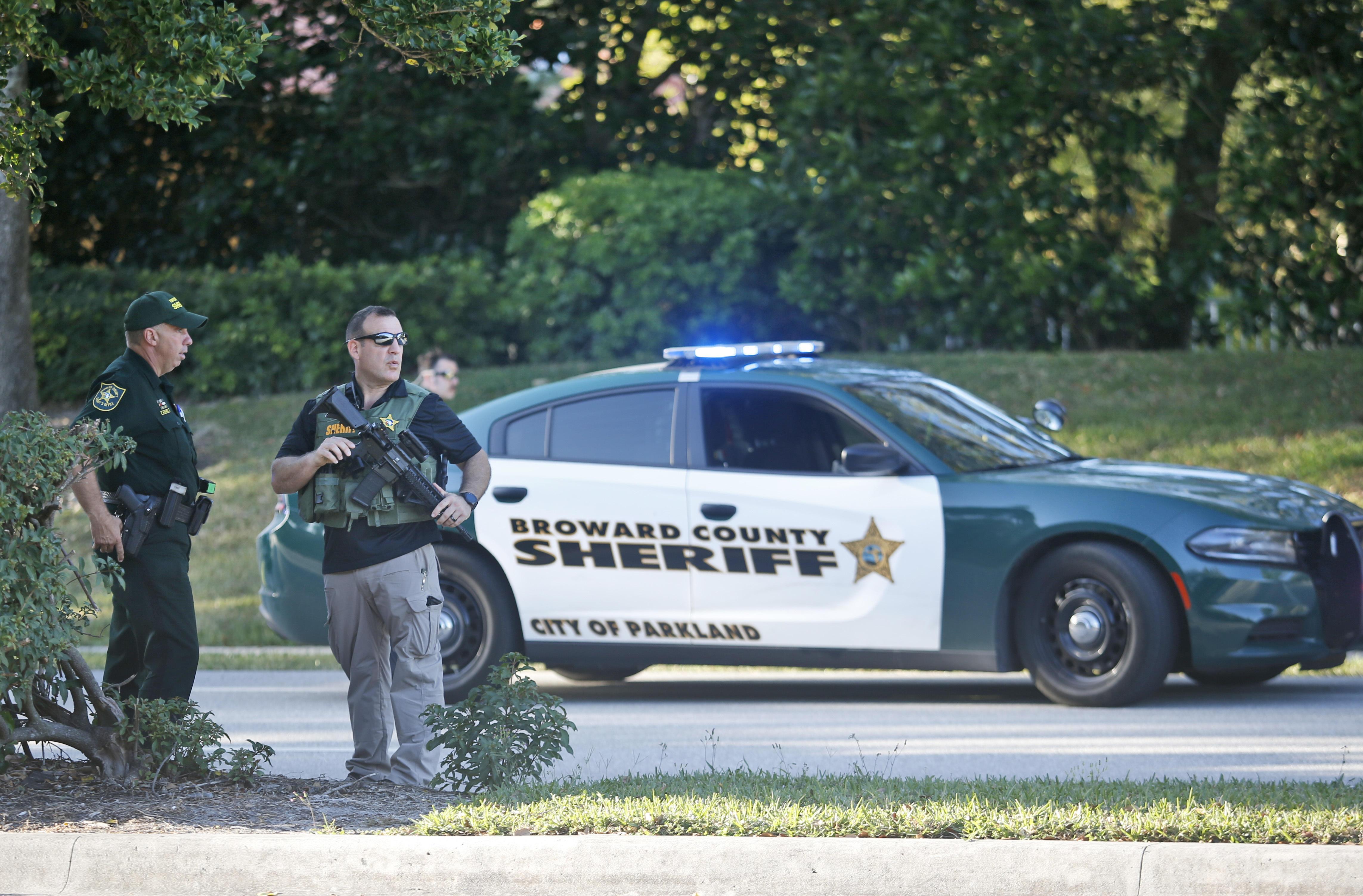 Broward County deputies to carry rifles on school campuses