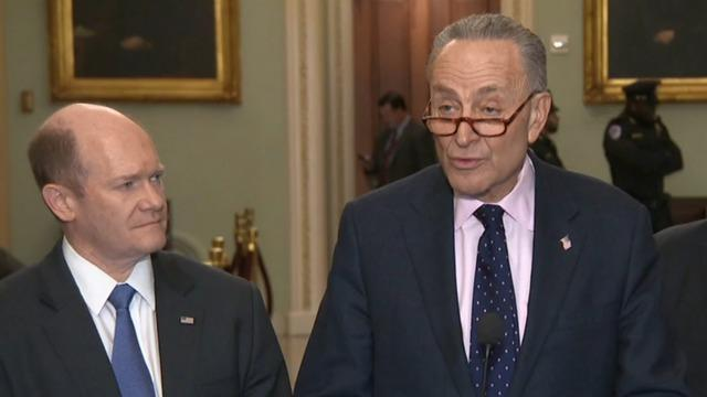 Whats In The Immigration Bills The Senate Is Debating Cbs News