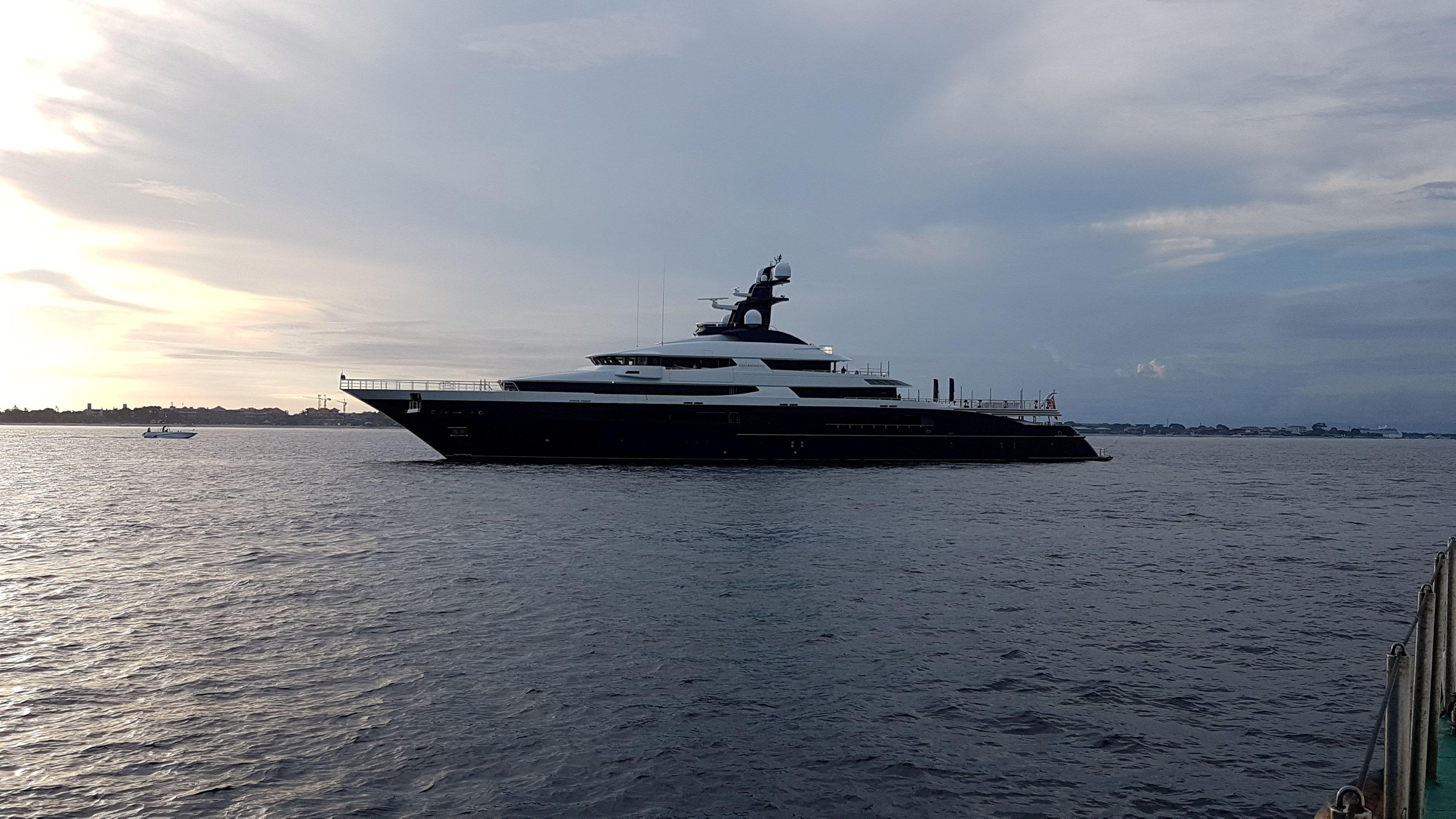 Battle Over Luxury Yacht Equanimity Seized In Us 1mbd Malaysia Fraud