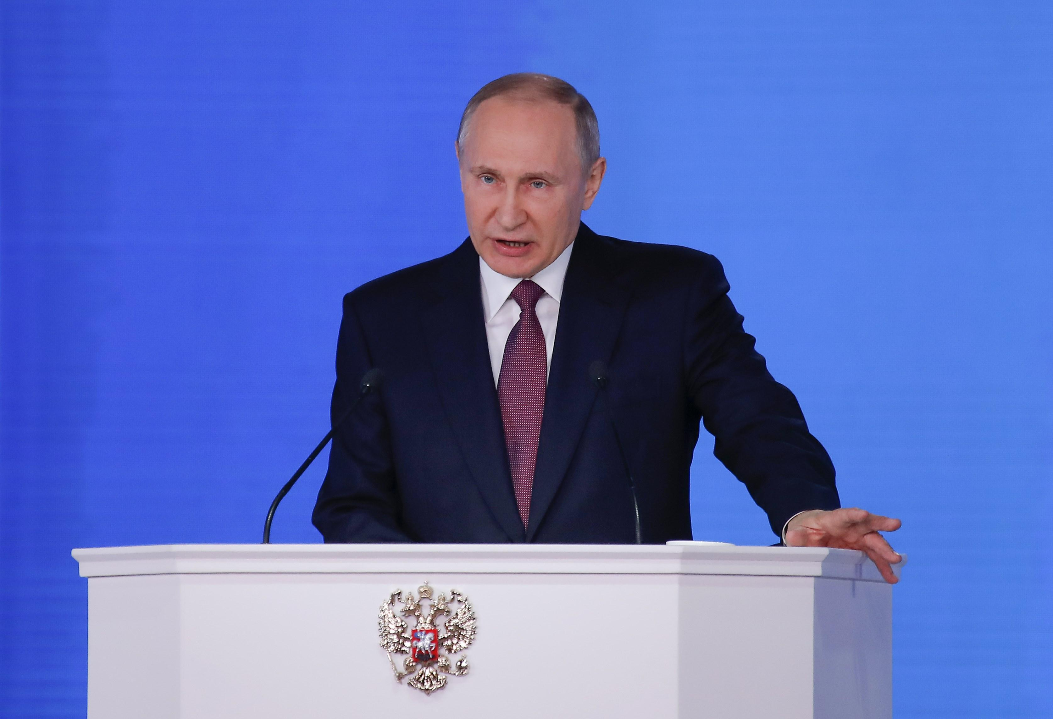 New Russian missile: Putin touts new nuclear powered cruise