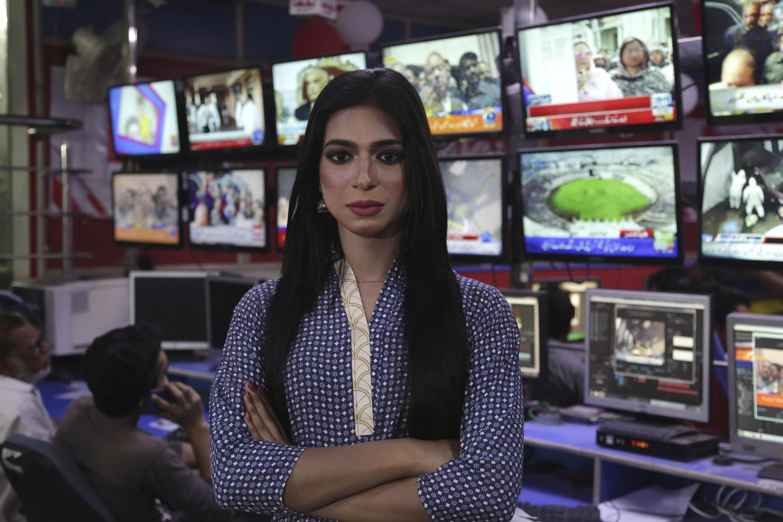 TransGriot: A Transgender TV Debut