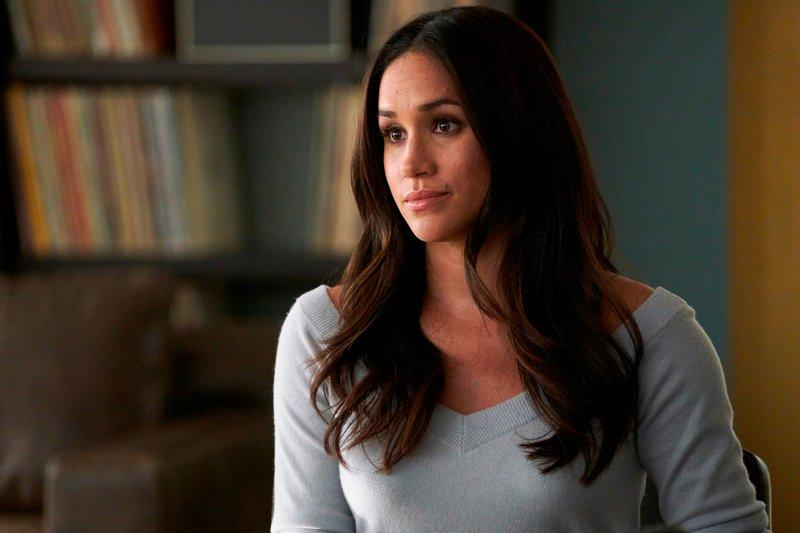 meghan markle s suits character written out with a wedding cbs news suits character written out