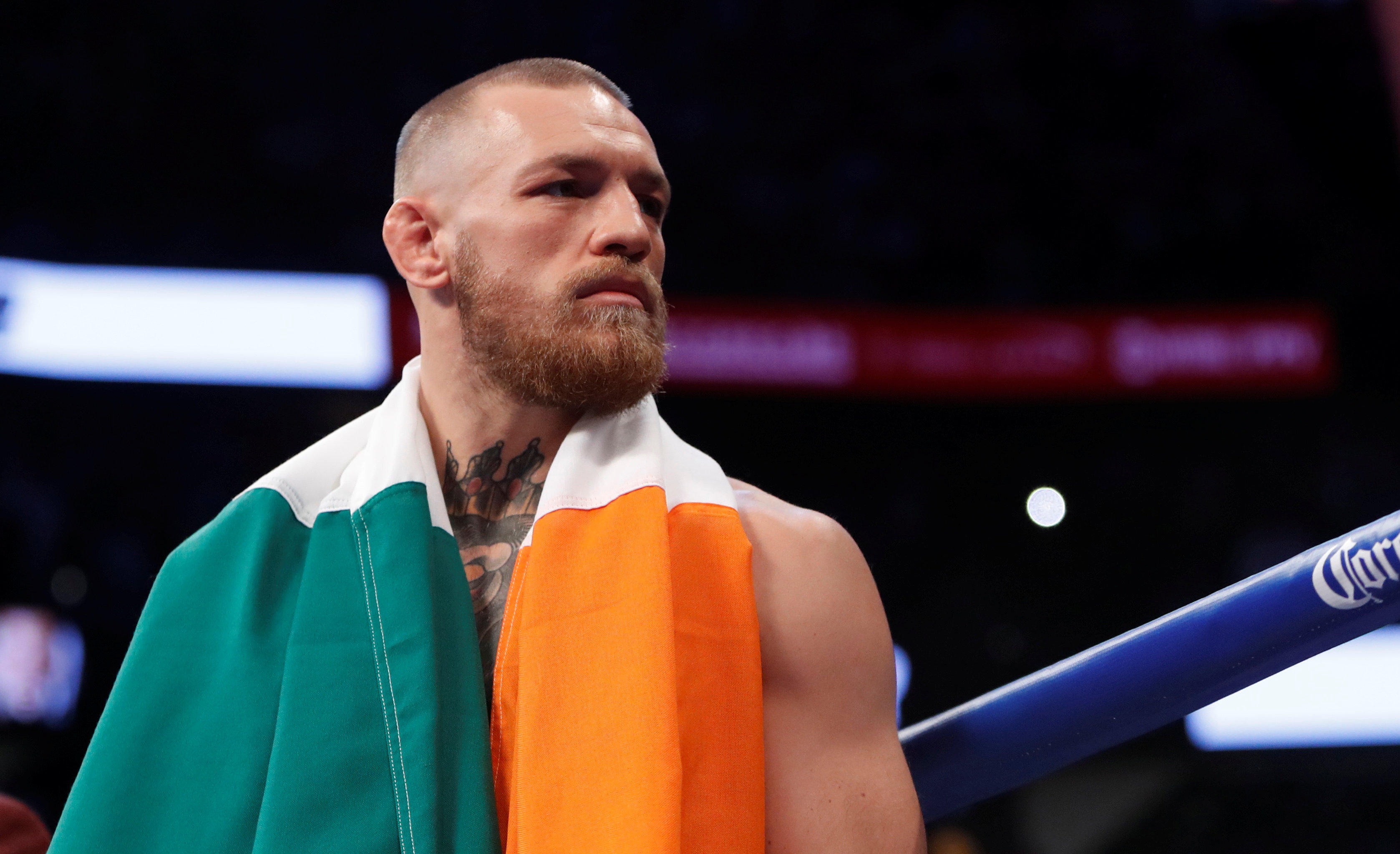 a316cc8b0e6c2 MMA superstar Conor McGregor charged with assault after chaos caught ...