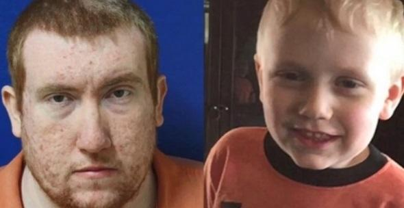 Search for missing autistic boy takes grim turn as father is