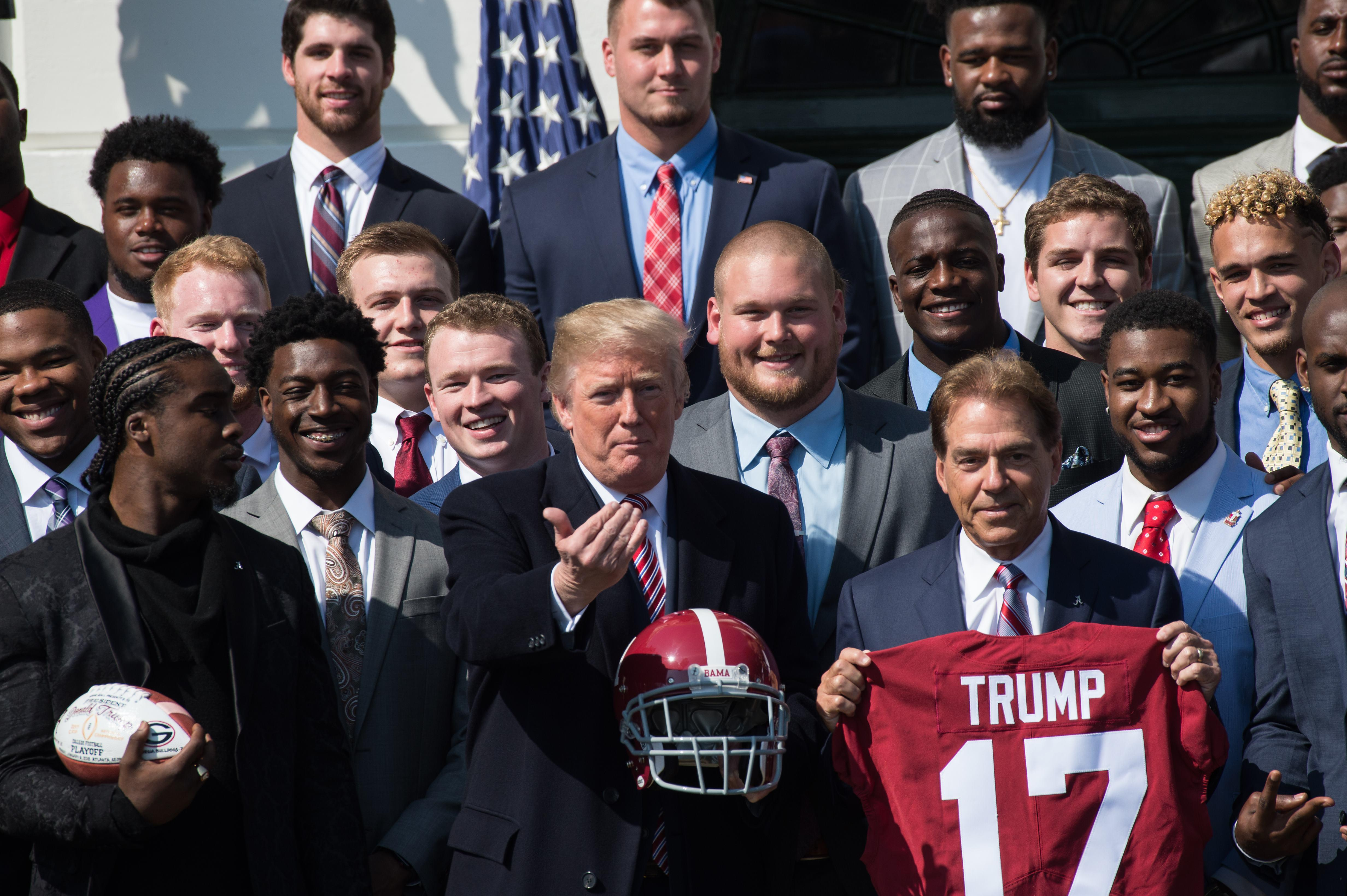 03ca42d4cc68 President Trump welcomes Alabama Crimson Tide
