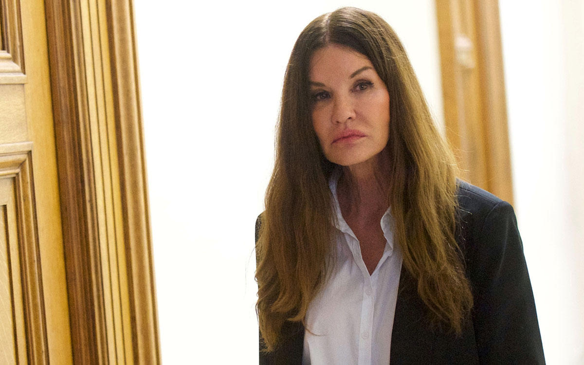 """Janice Dickinson on Cosby: """"The rape is etched into my soul"""""""
