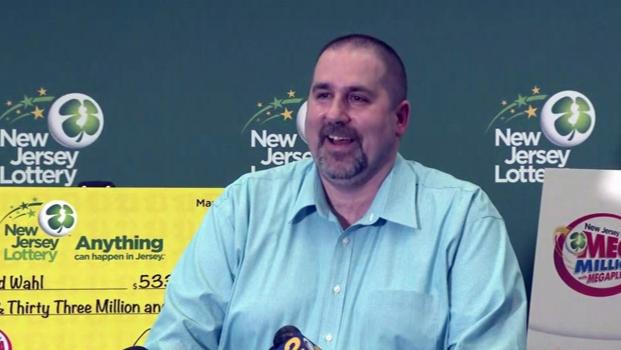 Mega Millions jackpot winner is New Jersey food production