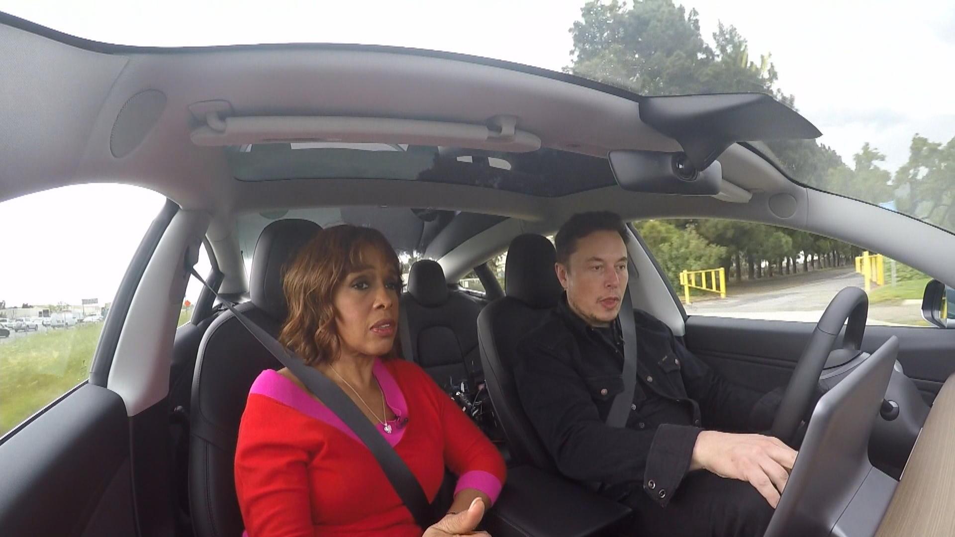 Tesla CEO Elon Musk addresses autopilot system safety concerns: