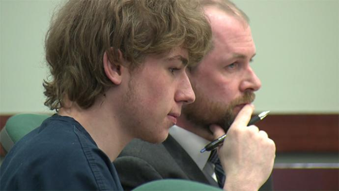 New Vermont law used to keep school shooting plot suspect