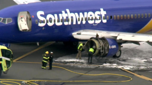 southwest passenger sucked out