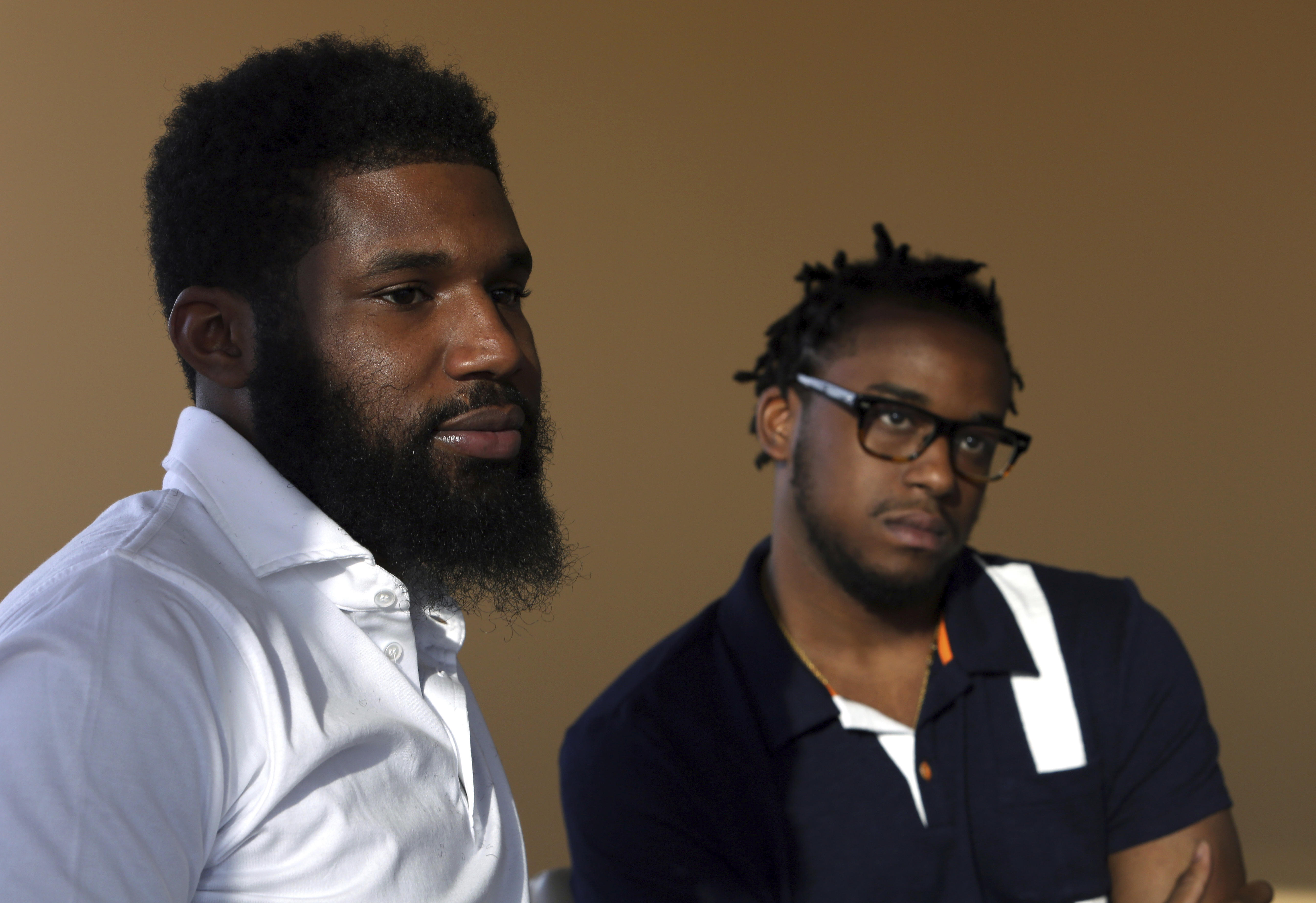 6c735388568 Black men arrested at Philadelphia Starbucks say they feared for their lives