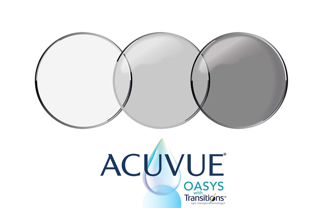 Image result for acuvue transitions lenses