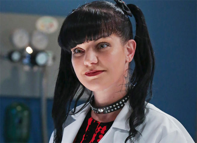 Question pauley perrette abby sciuto congratulate, this
