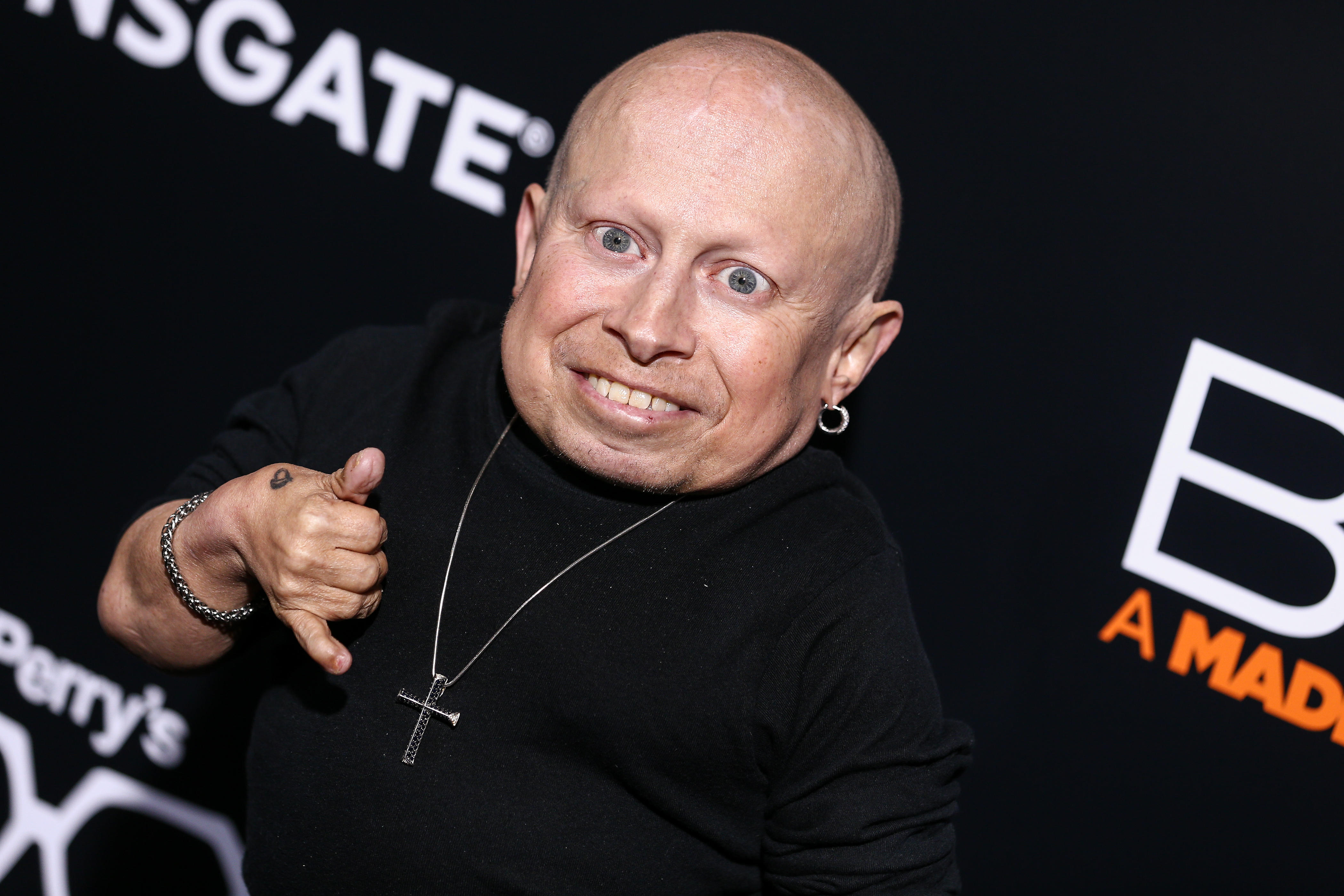 Verne troyer Nude Photos 69