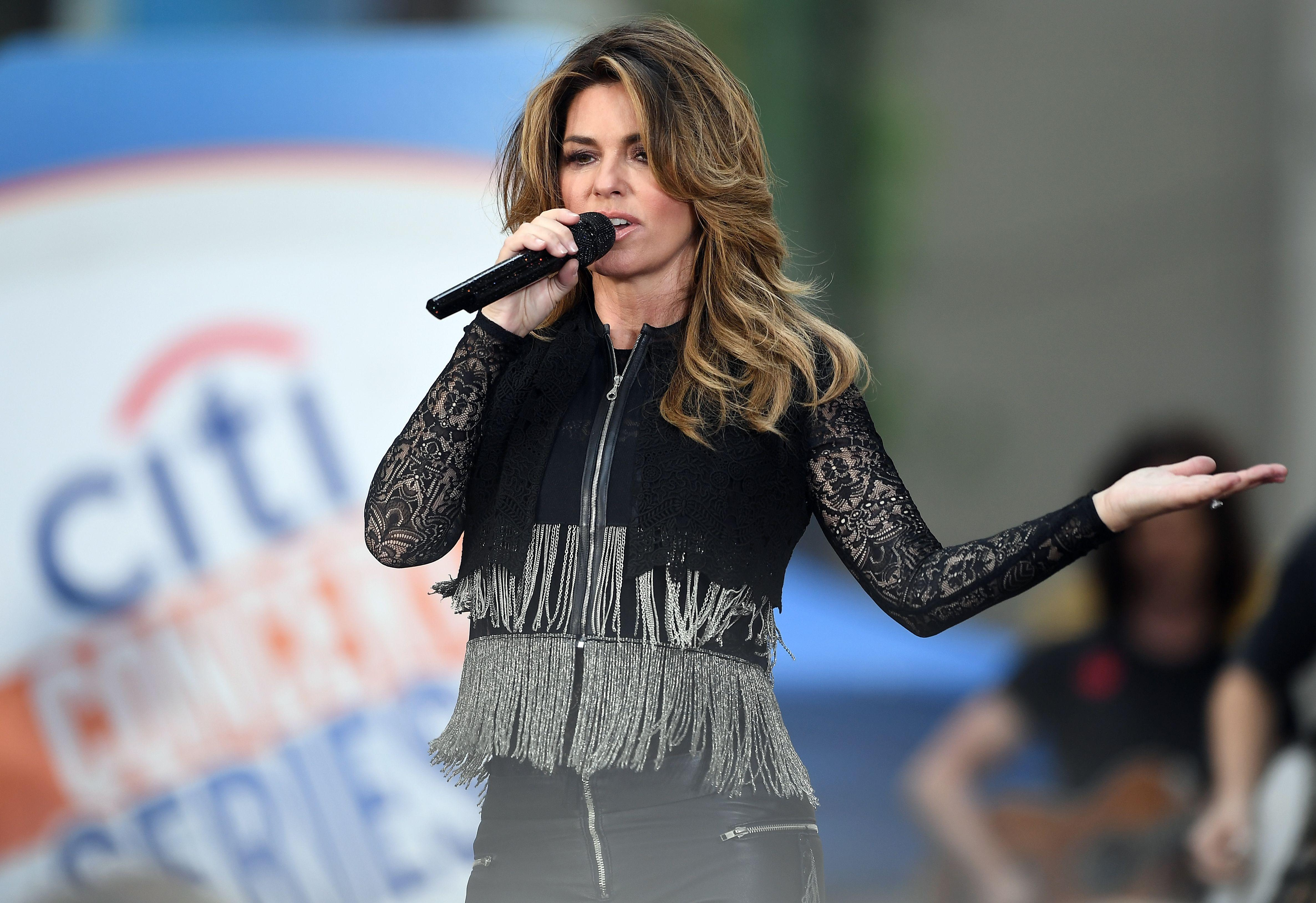 Shania Twain Interview on 'Real Country' & Finding a ... |Shania Twain