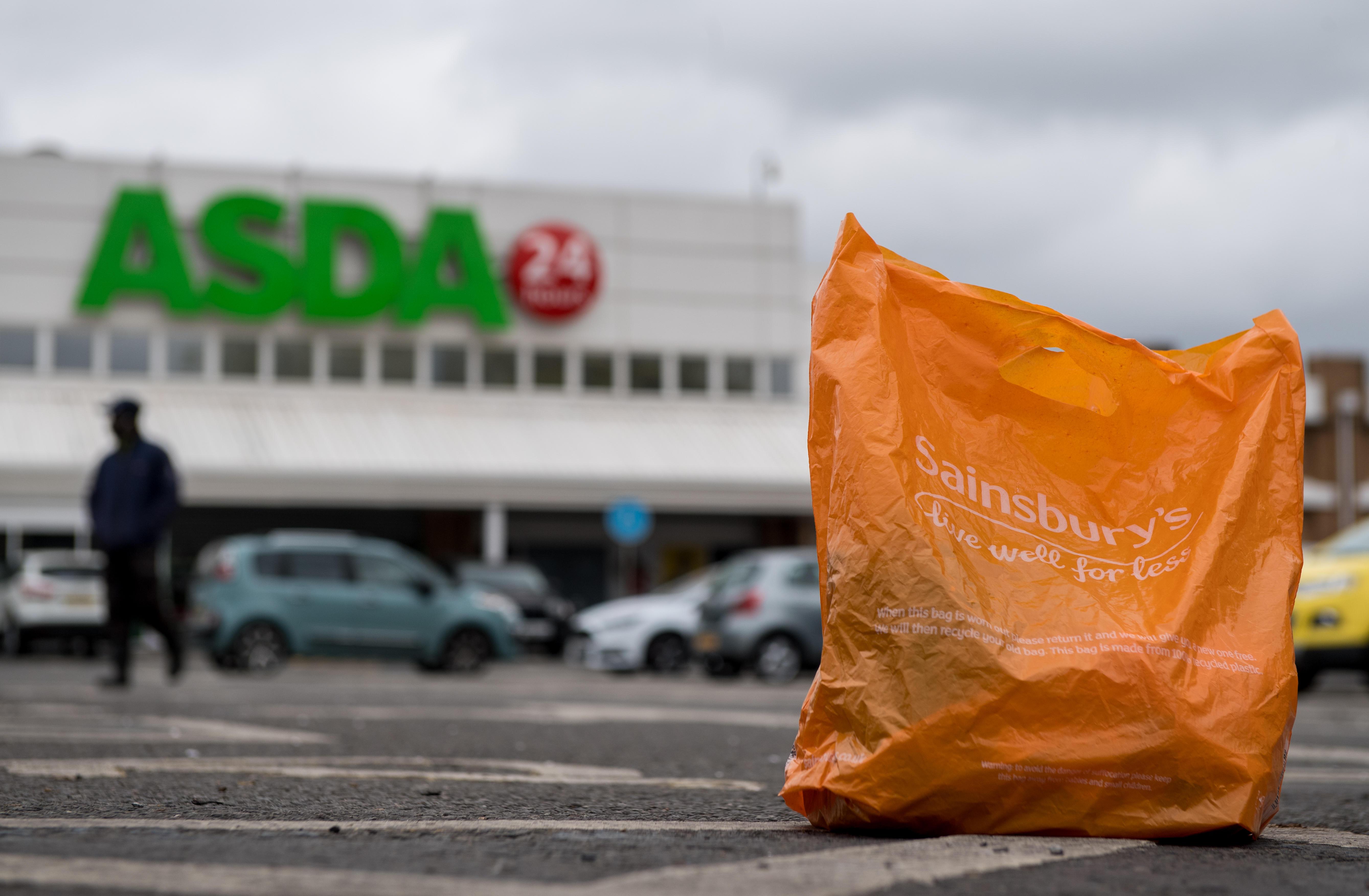Walmart Agrees To Sell UK Stores Sainsburys In 10B Grocery Mega Merger