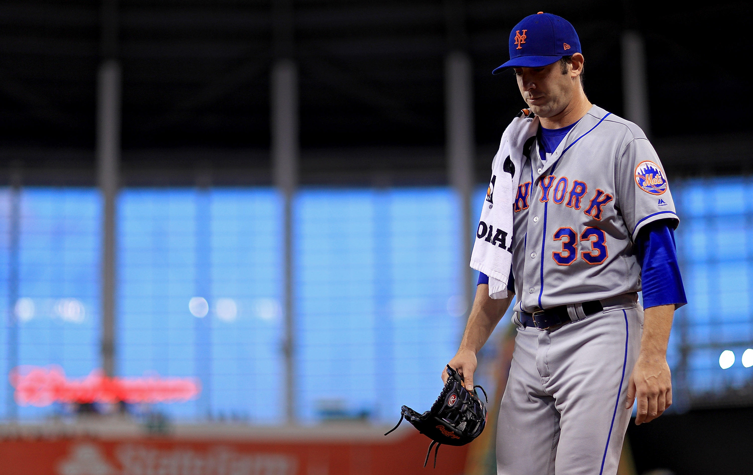 882823cac43 New York Mets cutting ties with pitcher Matt Harvey after he refuses  demotion to minors