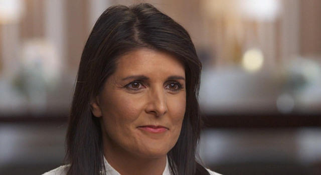 nikki haley on trump confusion and speaking her mind cbs news