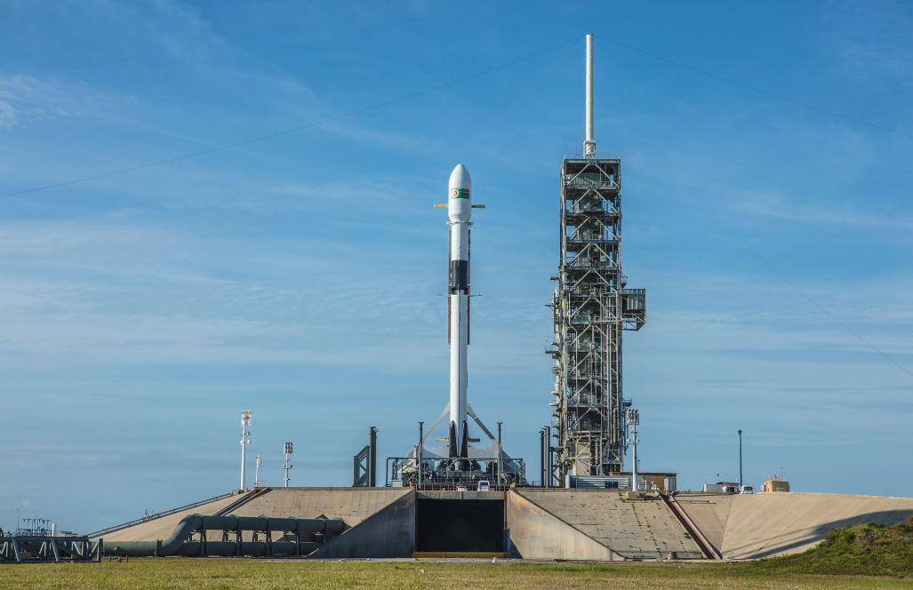 "SpaceX launch today: ""Block 5"" Falcon 9 rocket launch ..."