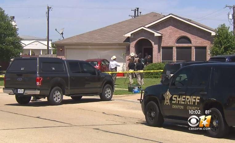 Texas man kills ex-wife's children, boyfriend and self in
