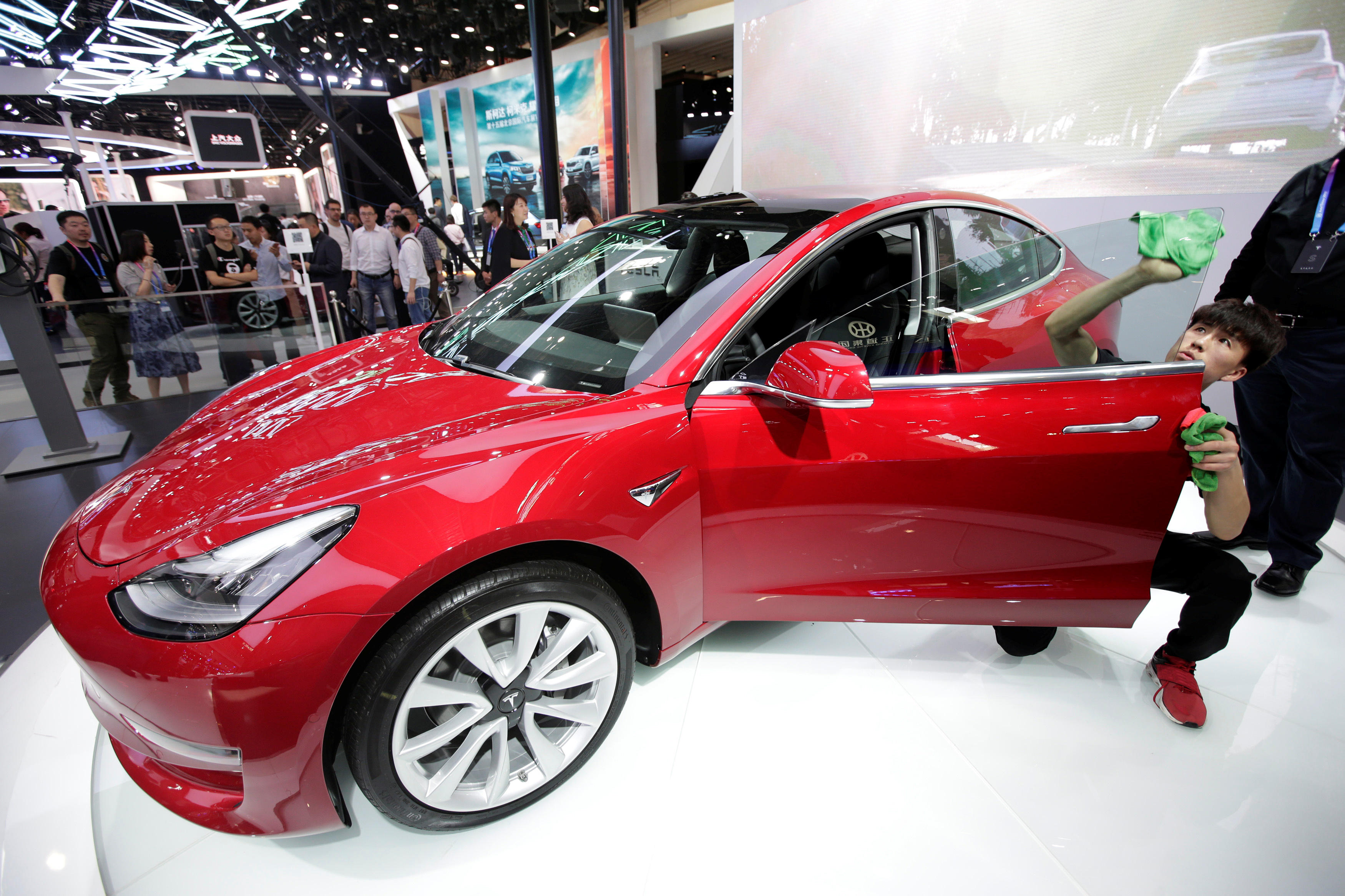 375dc4338 Tesla Model 3 not recommended by Consumer Reports