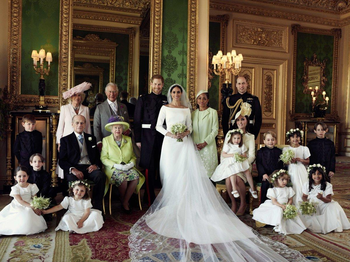 Pictures Of The Royal Wedding.See Meghan And Harry S Official Royal Wedding Photos Cbs News