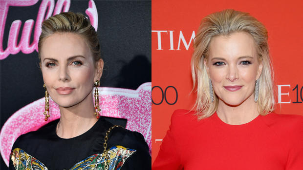 Charlize Theron to play Megyn Kelly in upcoming movie ...