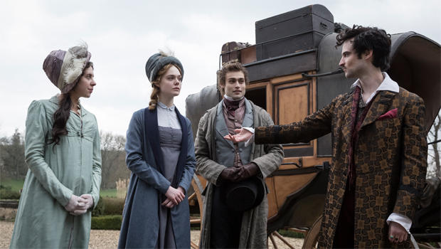 """Review: """"Mary Shelley,"""" the mother of Frankenstein"""