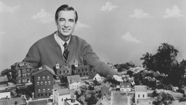 Back To Mister Rogers Neighborhood Cbs News