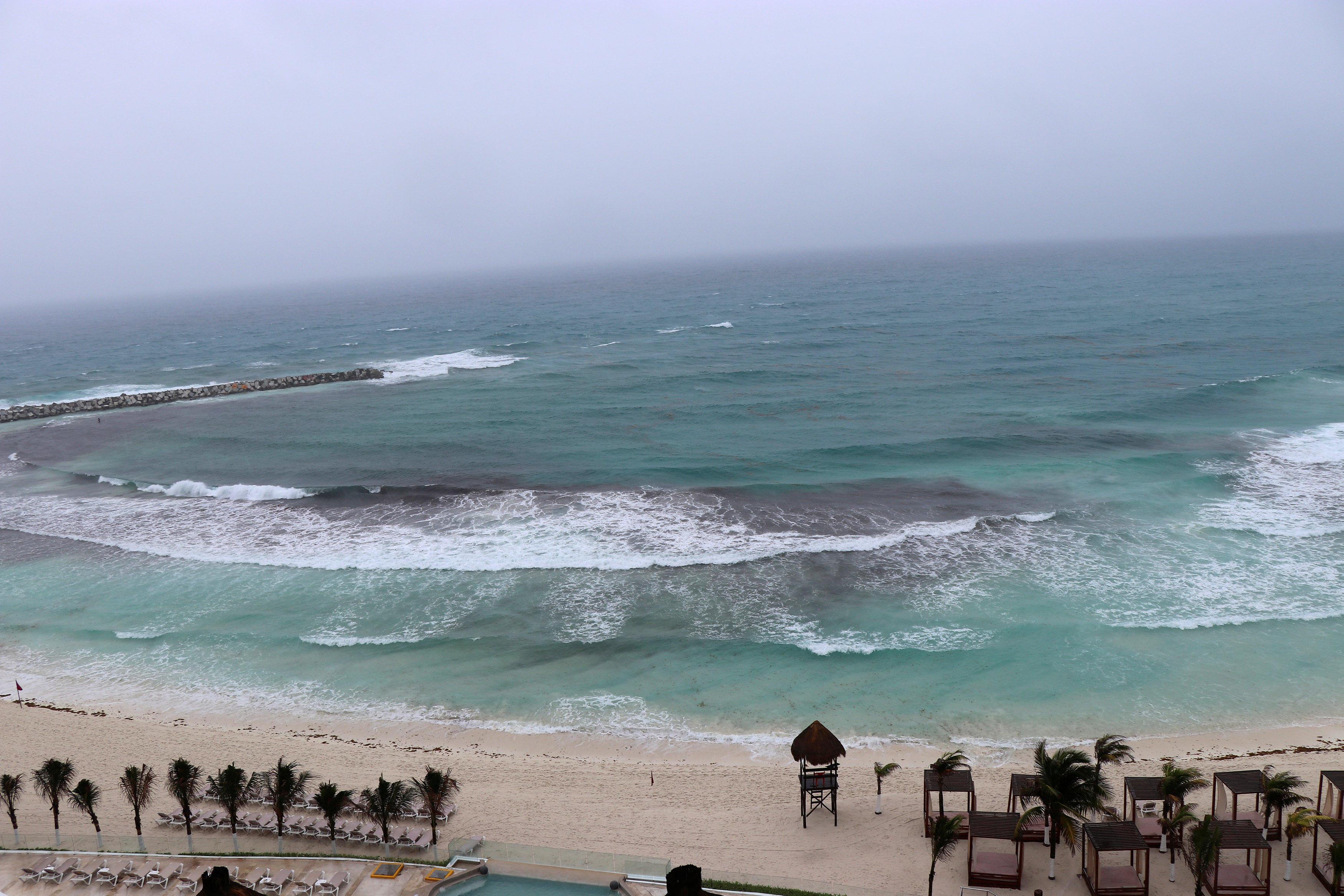Subtropical storm Alberto: Tropical storm watch as strom