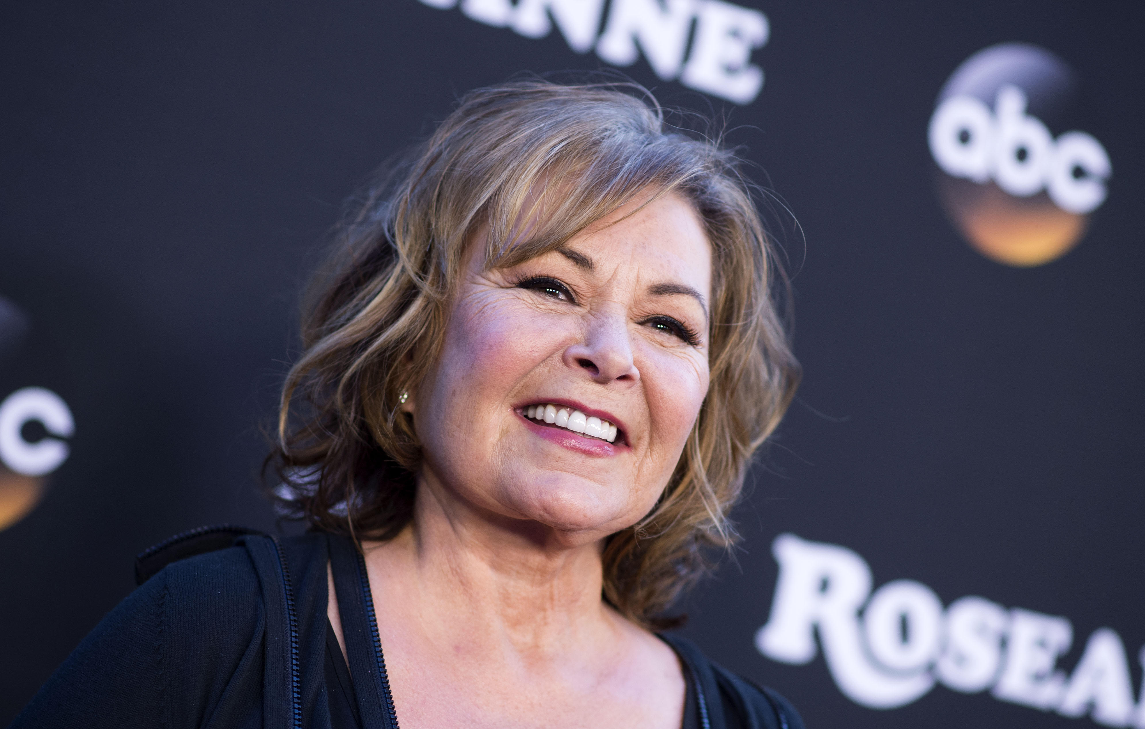 Roseanne Barr younger