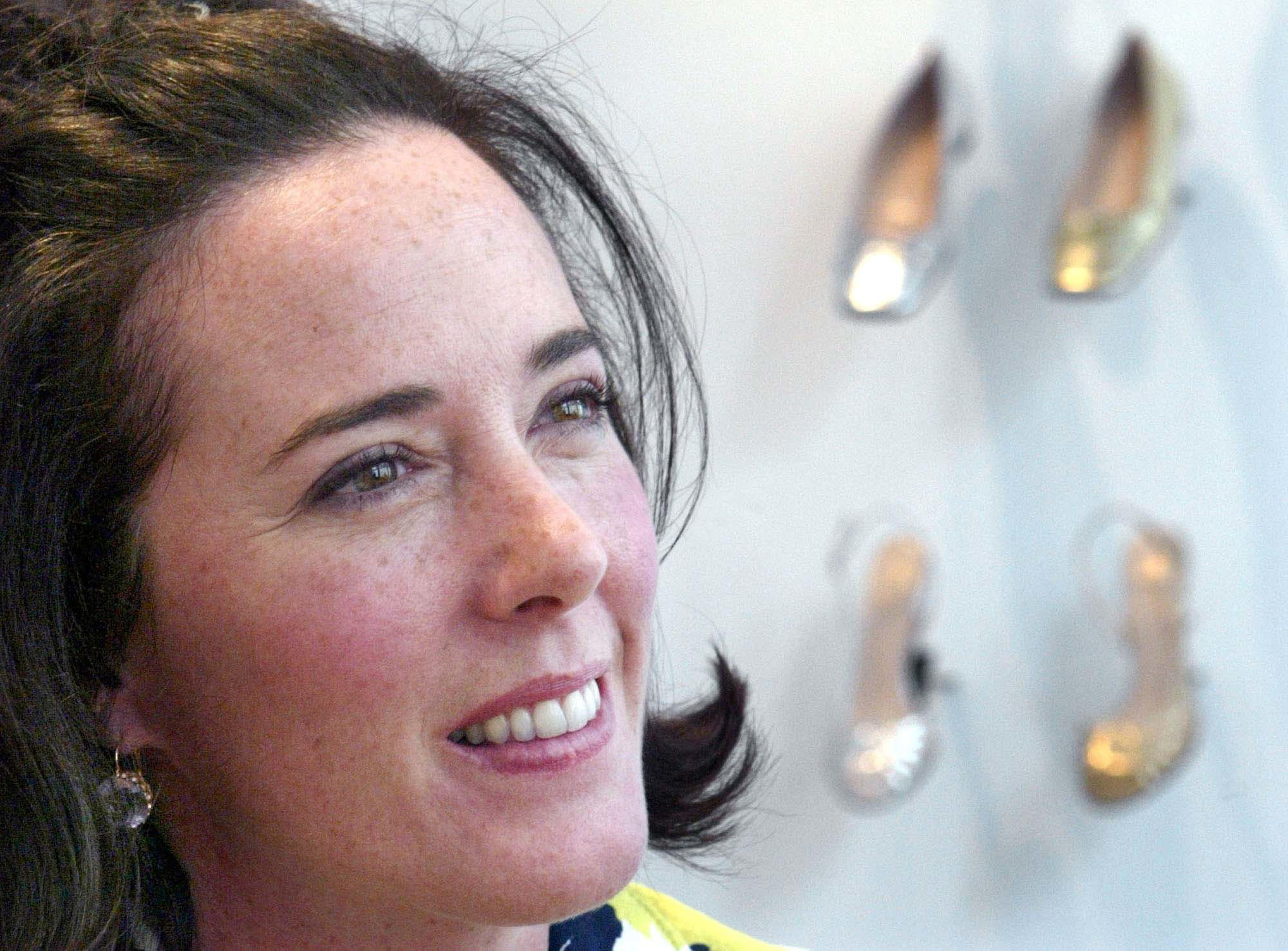4758f1587787 Kate Spade started with a simple wish  An unfussy handbag - CBS News