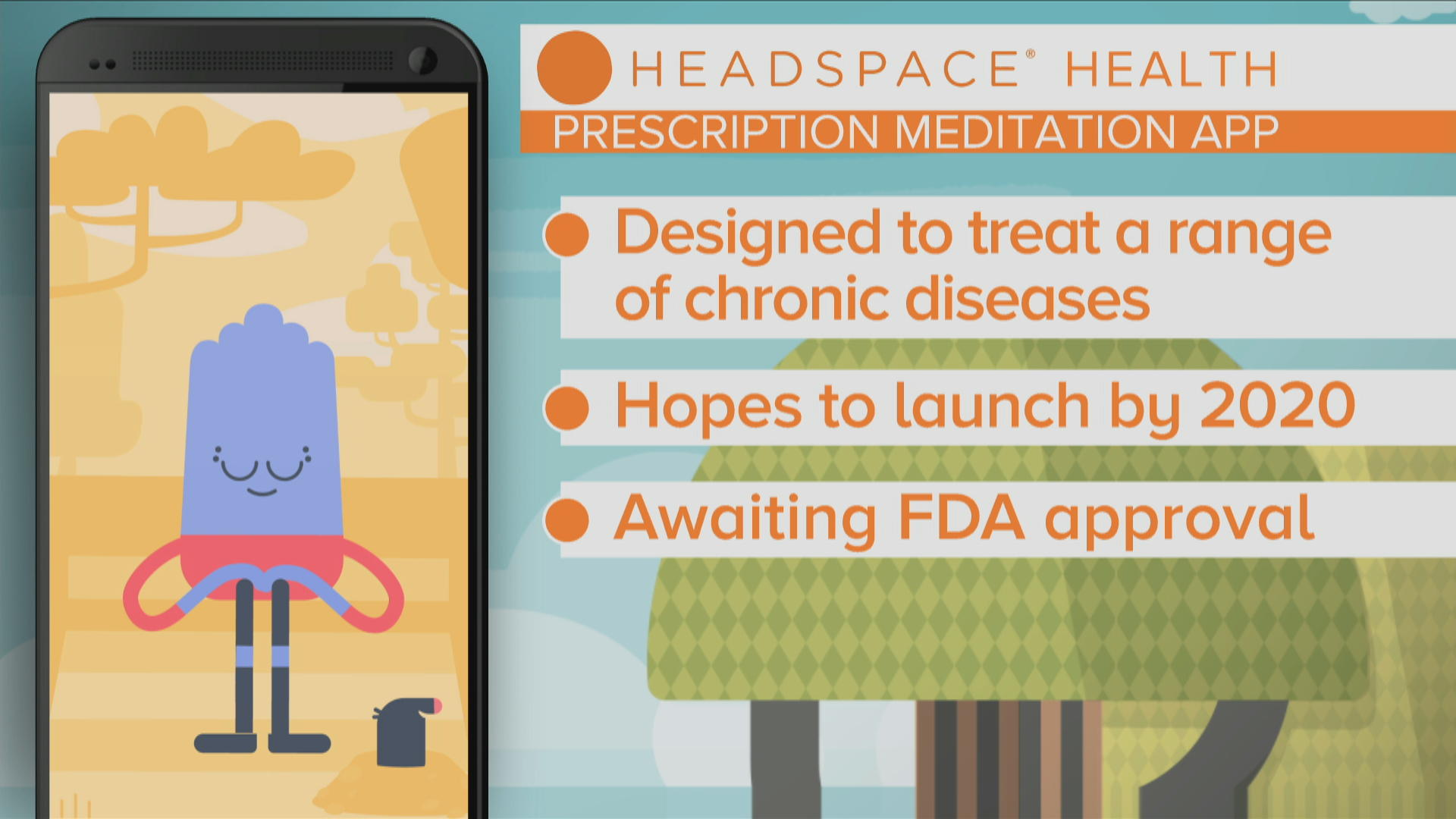 Headspace aims to be first FDA-approved prescription