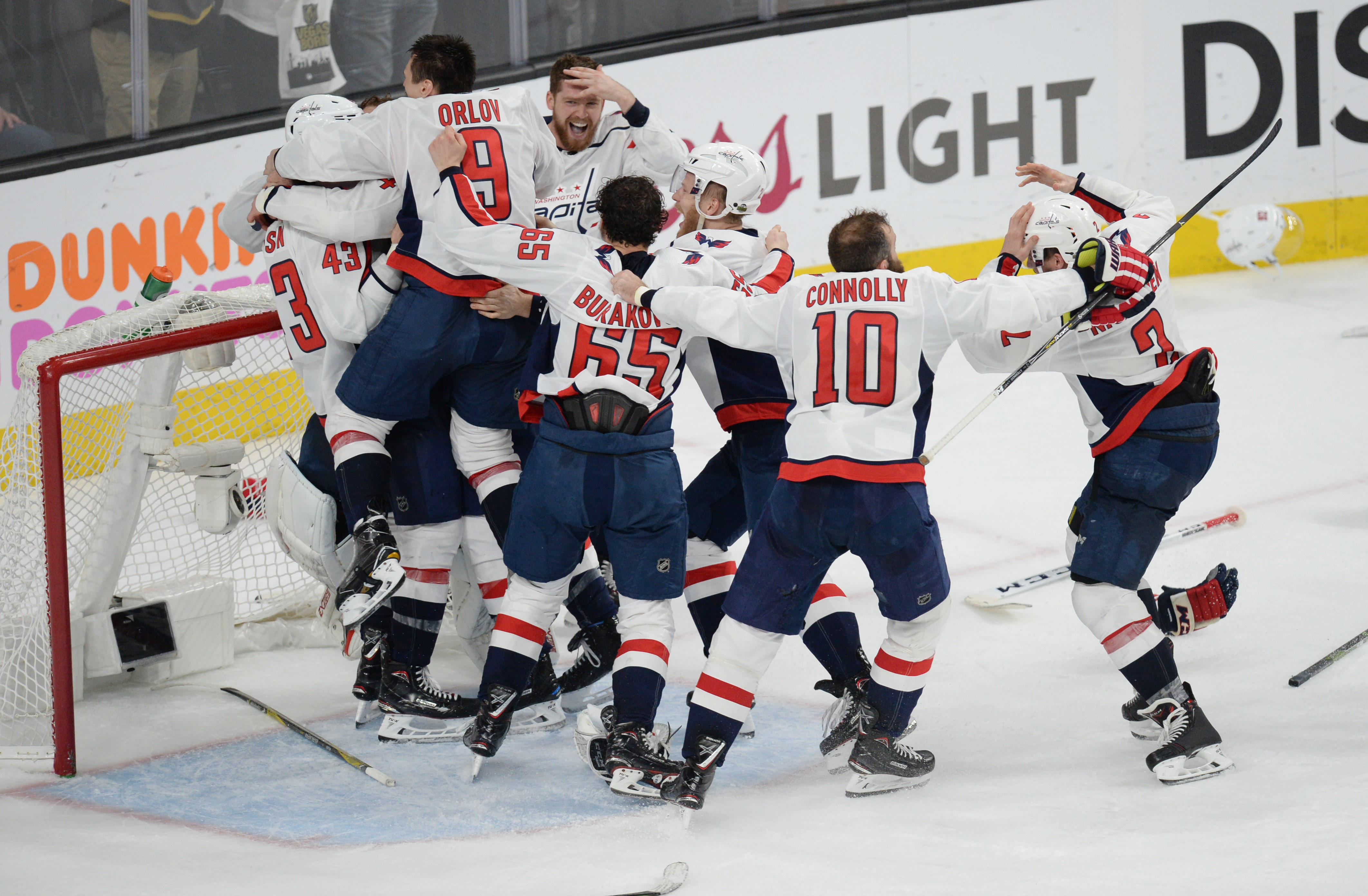 71fe23906d3 2018 Stanley Cup: Washington Capitals win vs. Golden Knights tonight ...