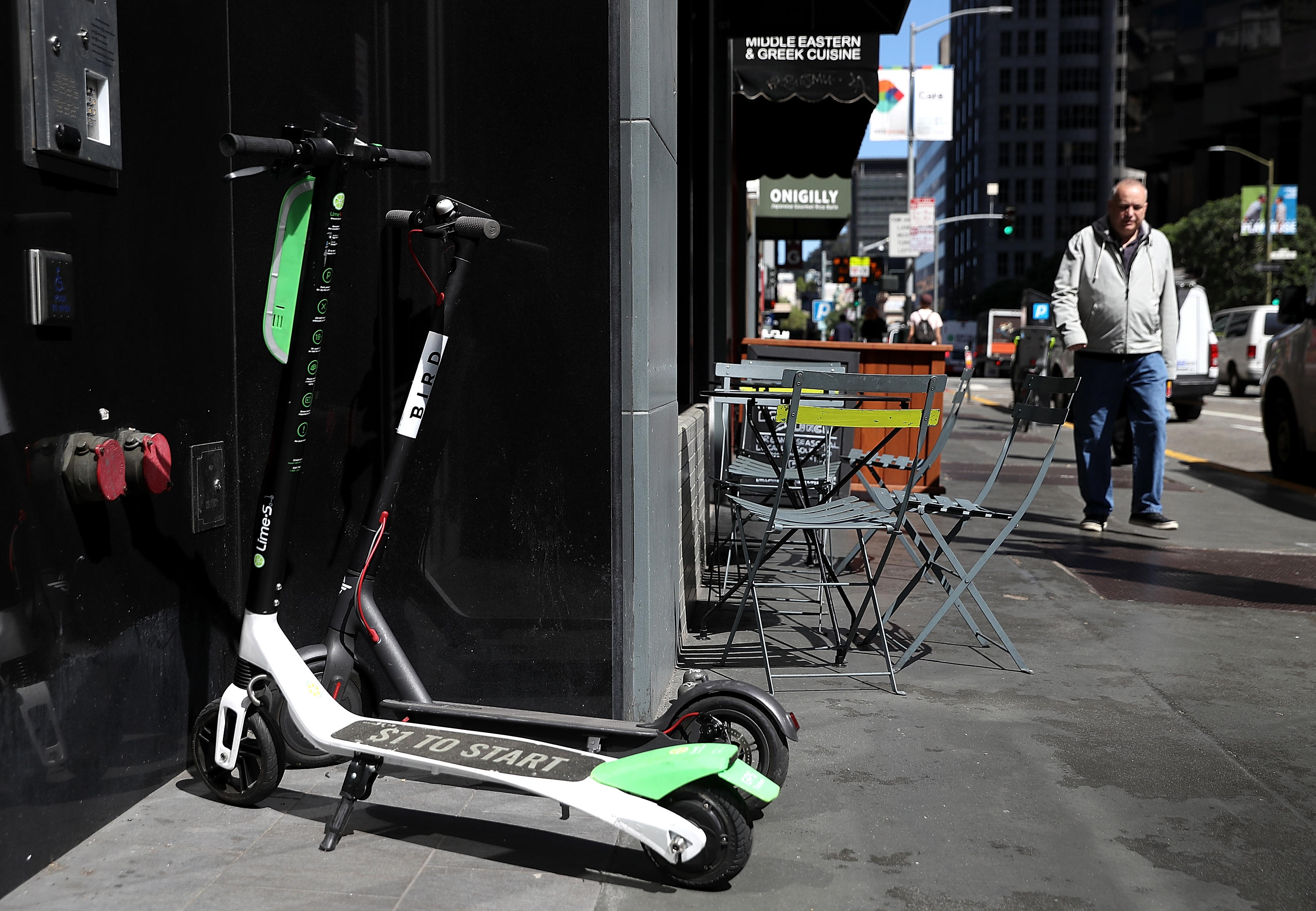 Uber, Lyft eye two-wheeled business: Electric scooters - CBS