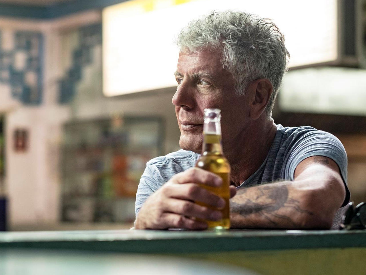 Anthony Bourdain Celebrity Chef And Cnn Parts Unknown Host Dead
