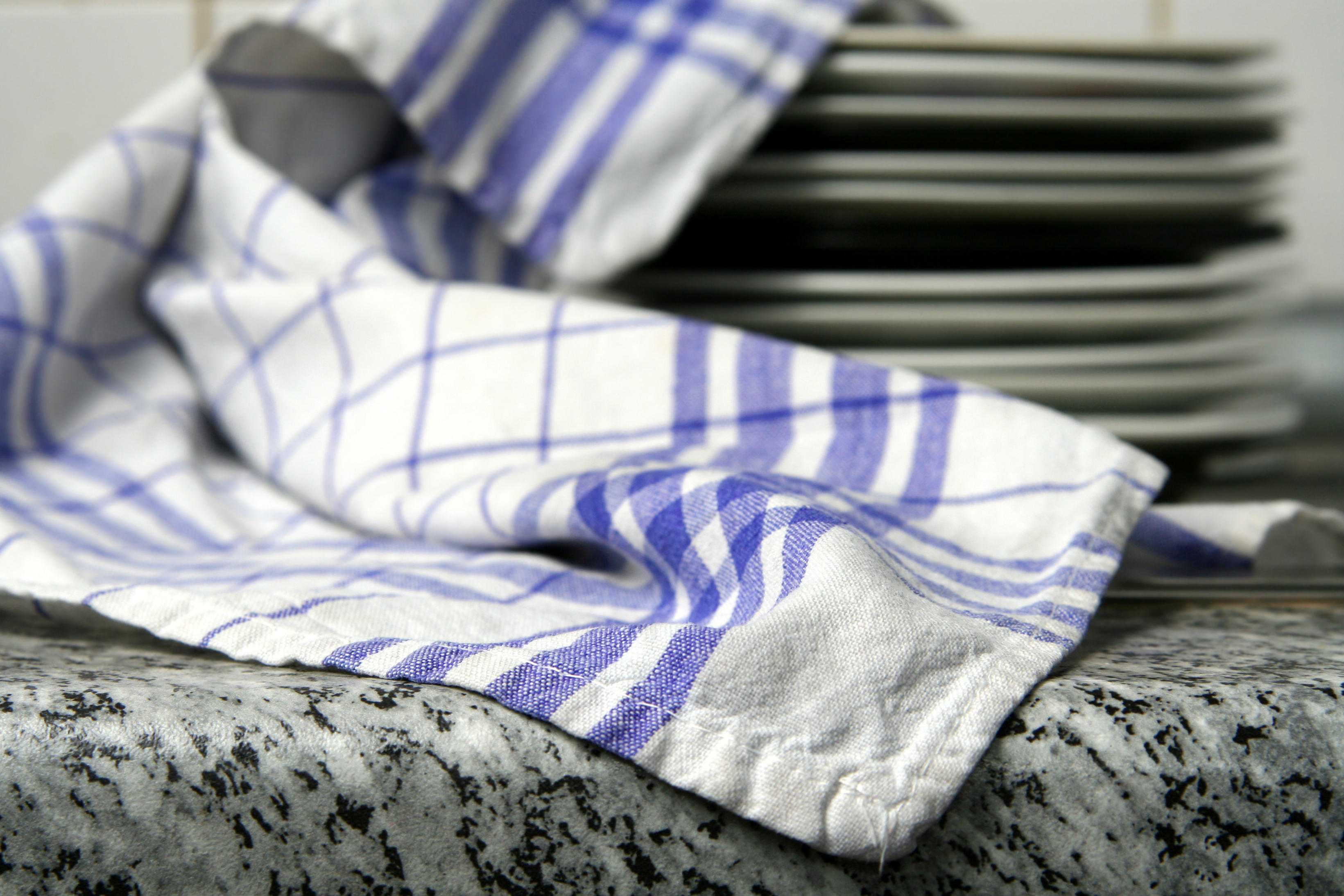 How Often Should You Wash Your Germy Kitchen Towels?