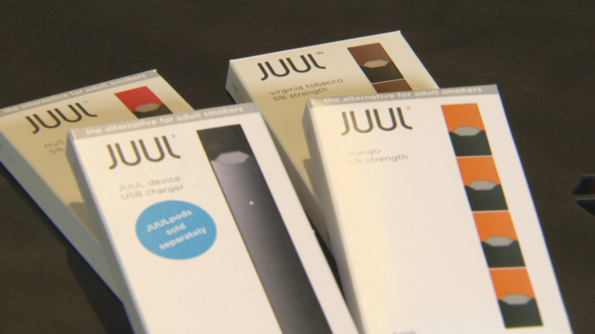Juul e-cigarettes: Teens are hooked on Juul, but a top exec