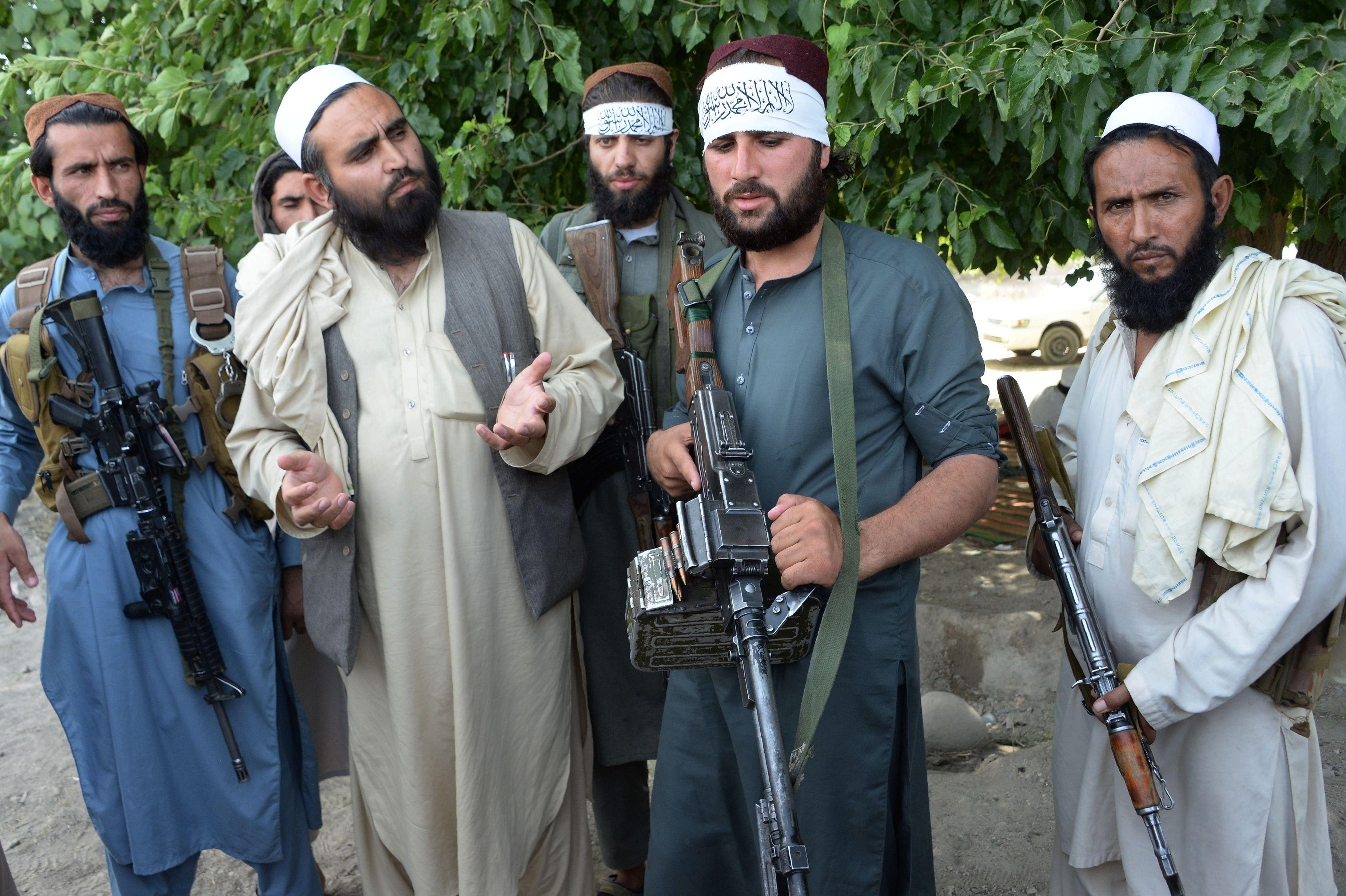 ISIS claims Afghanistan suicid...