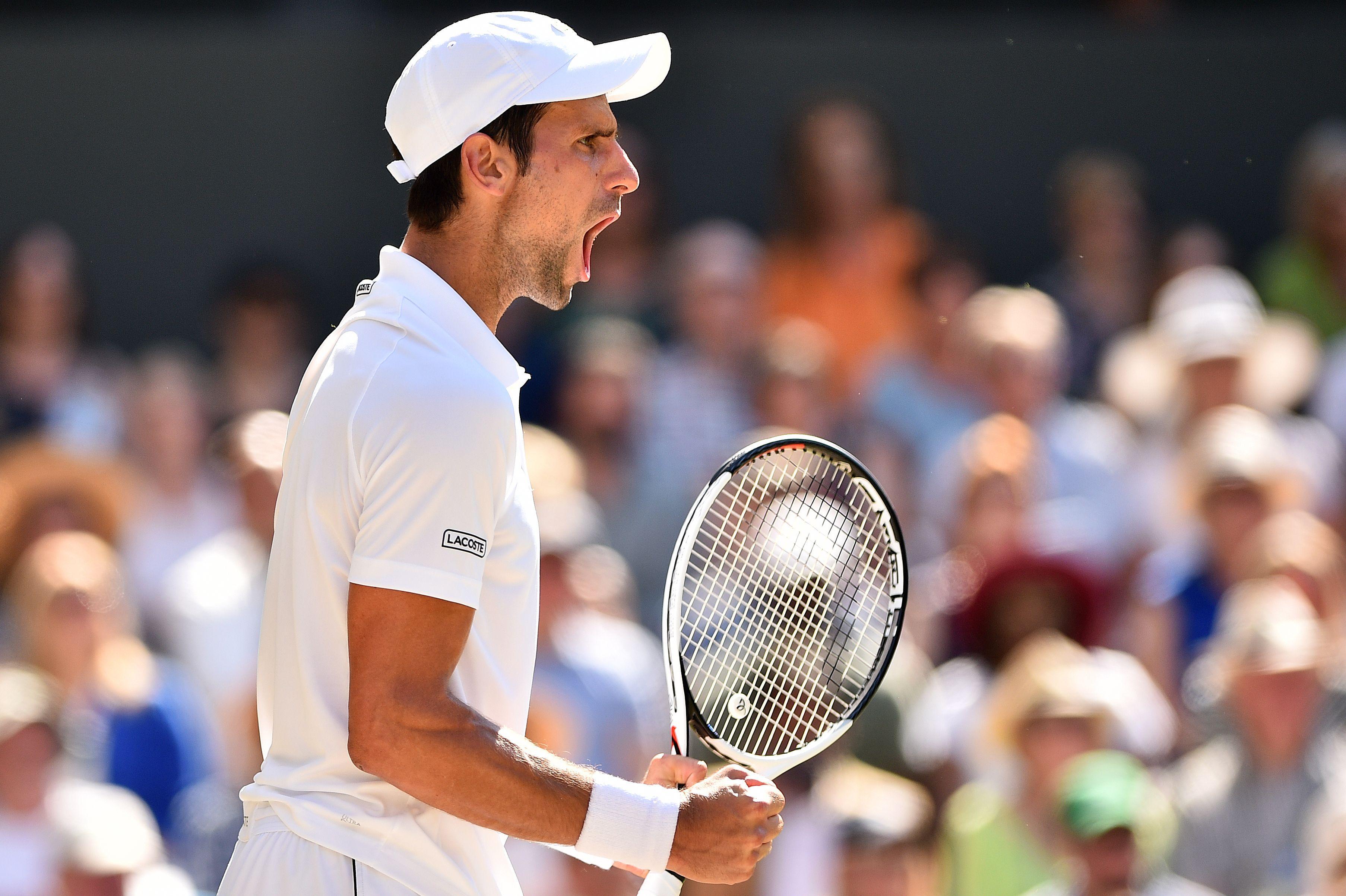 Wimbledon Novak Djokovic Wins Fourth Championship Beating Kevin Anderson Cbs News