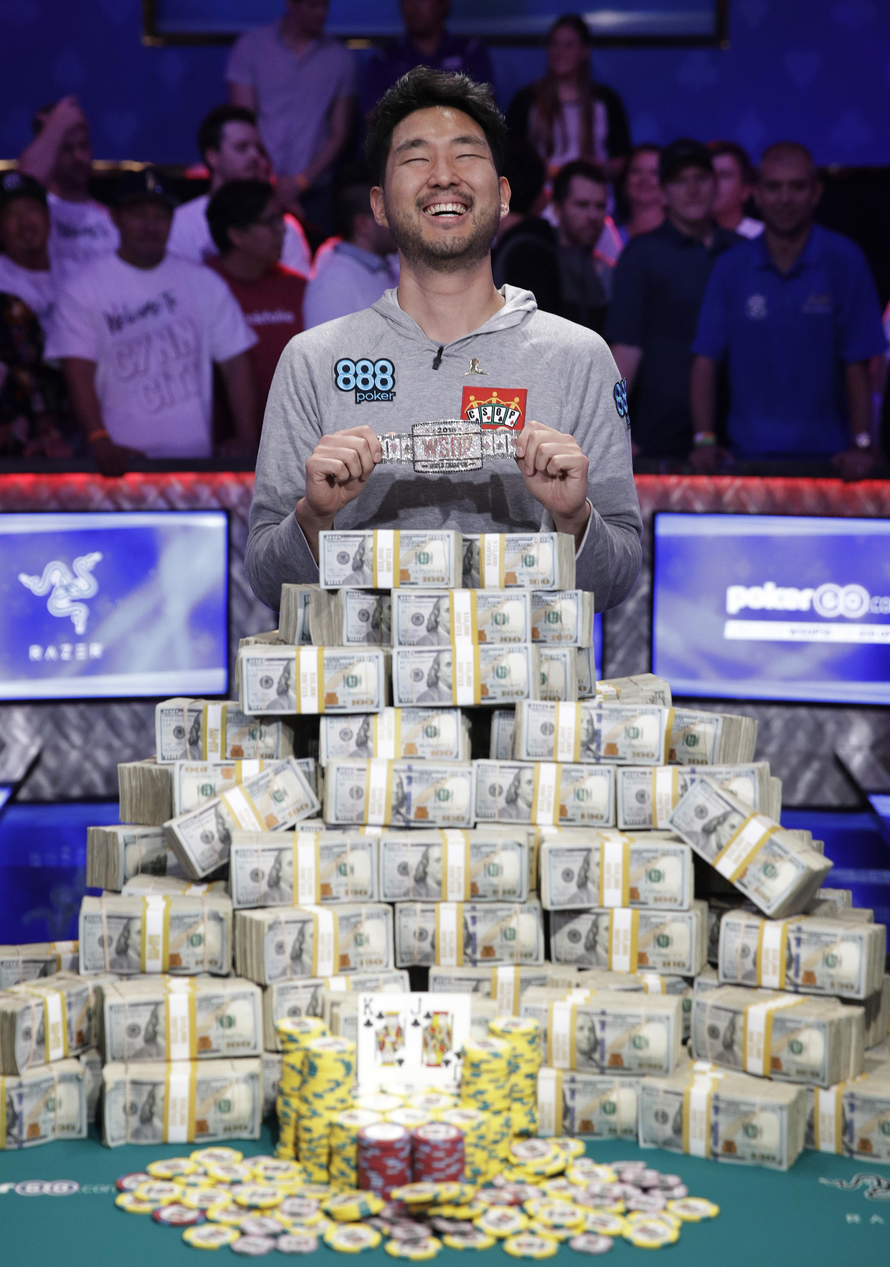 Wsop Play Money