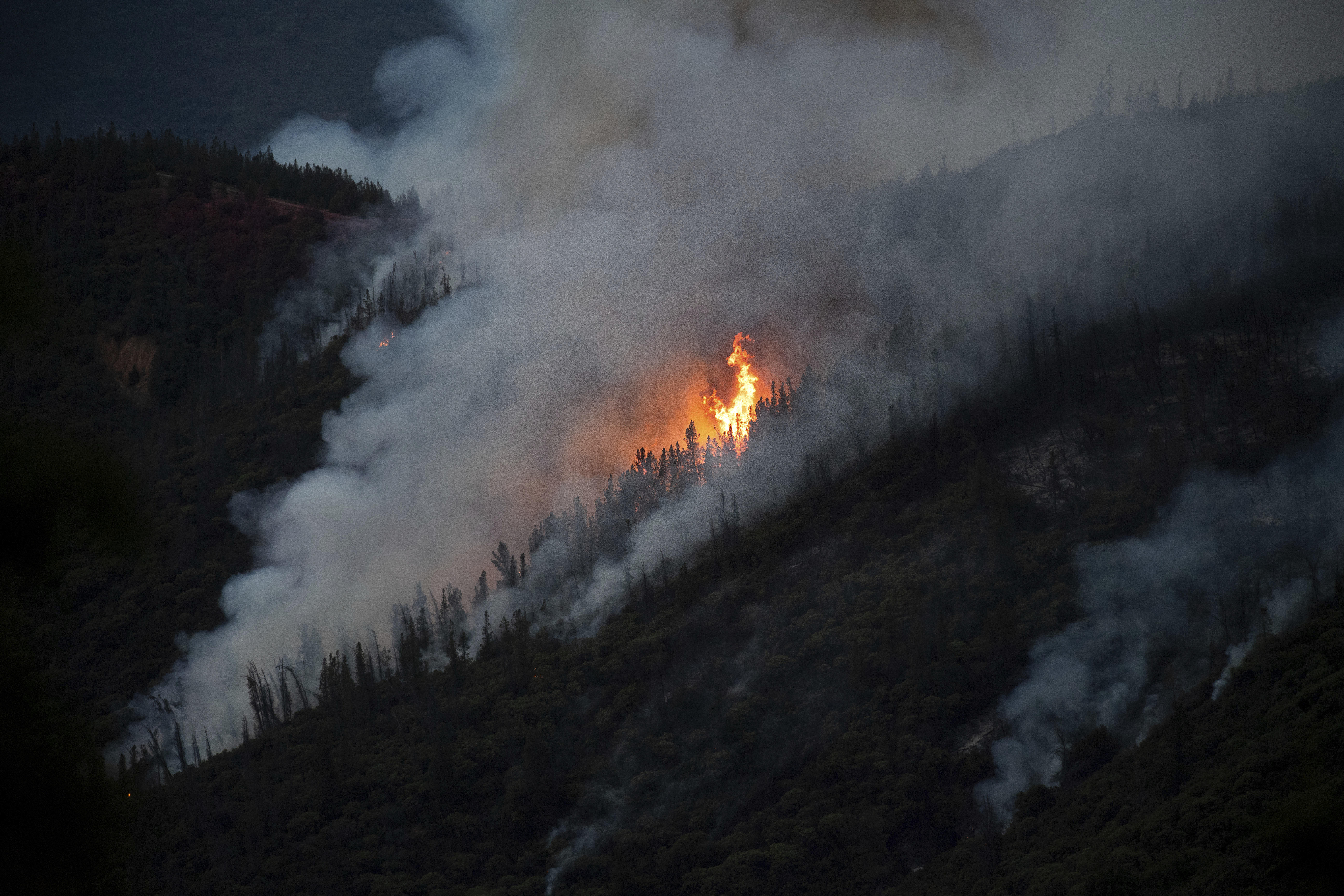 Wildfire could become
