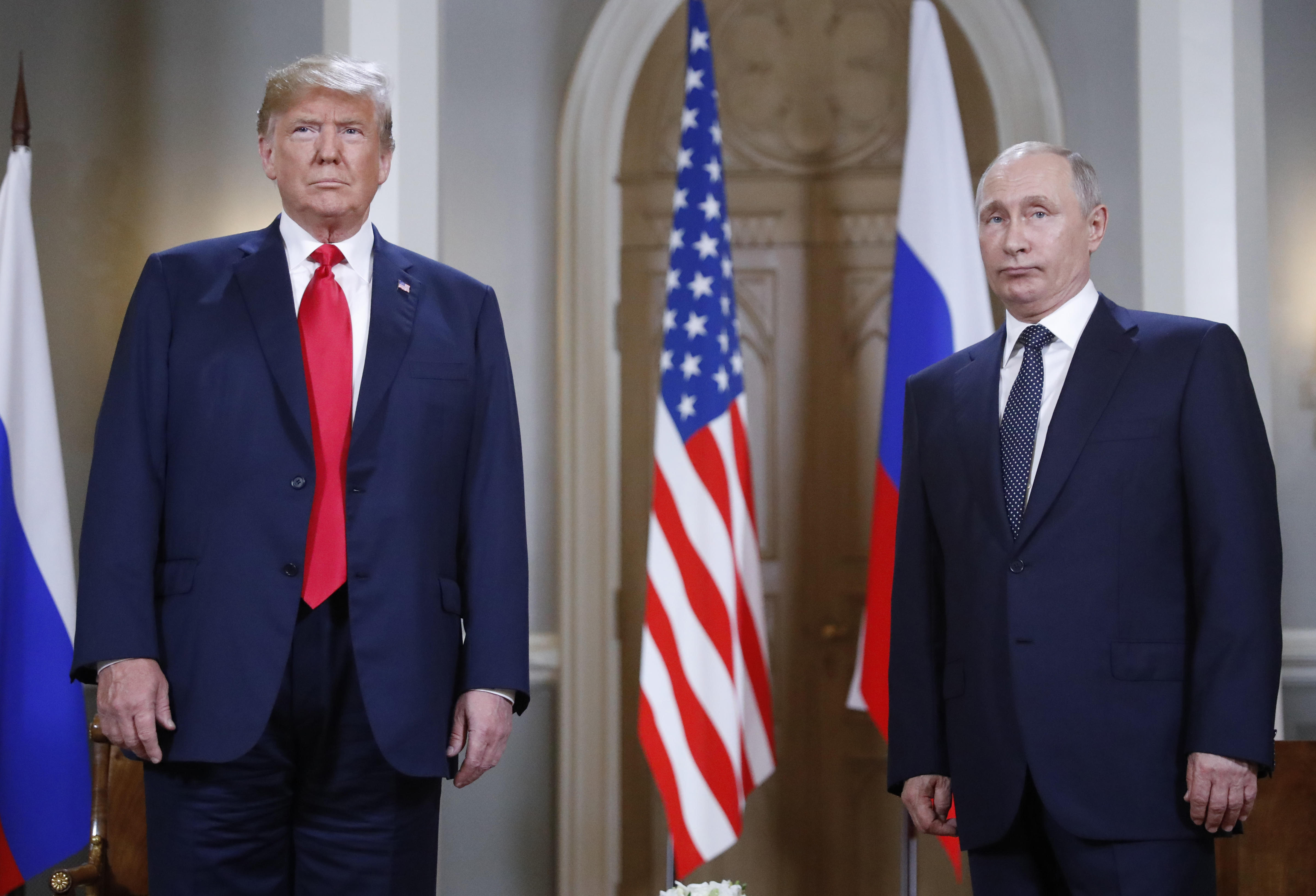 Russia Says Donald Trump Vladimir Putin Meeting At G 20 In Argentina Still On After Kerch Strait Aggression With Ukraine Cbs News