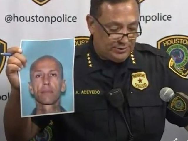 Jose Gilberto Rodriguez, Houston shootings suspect and