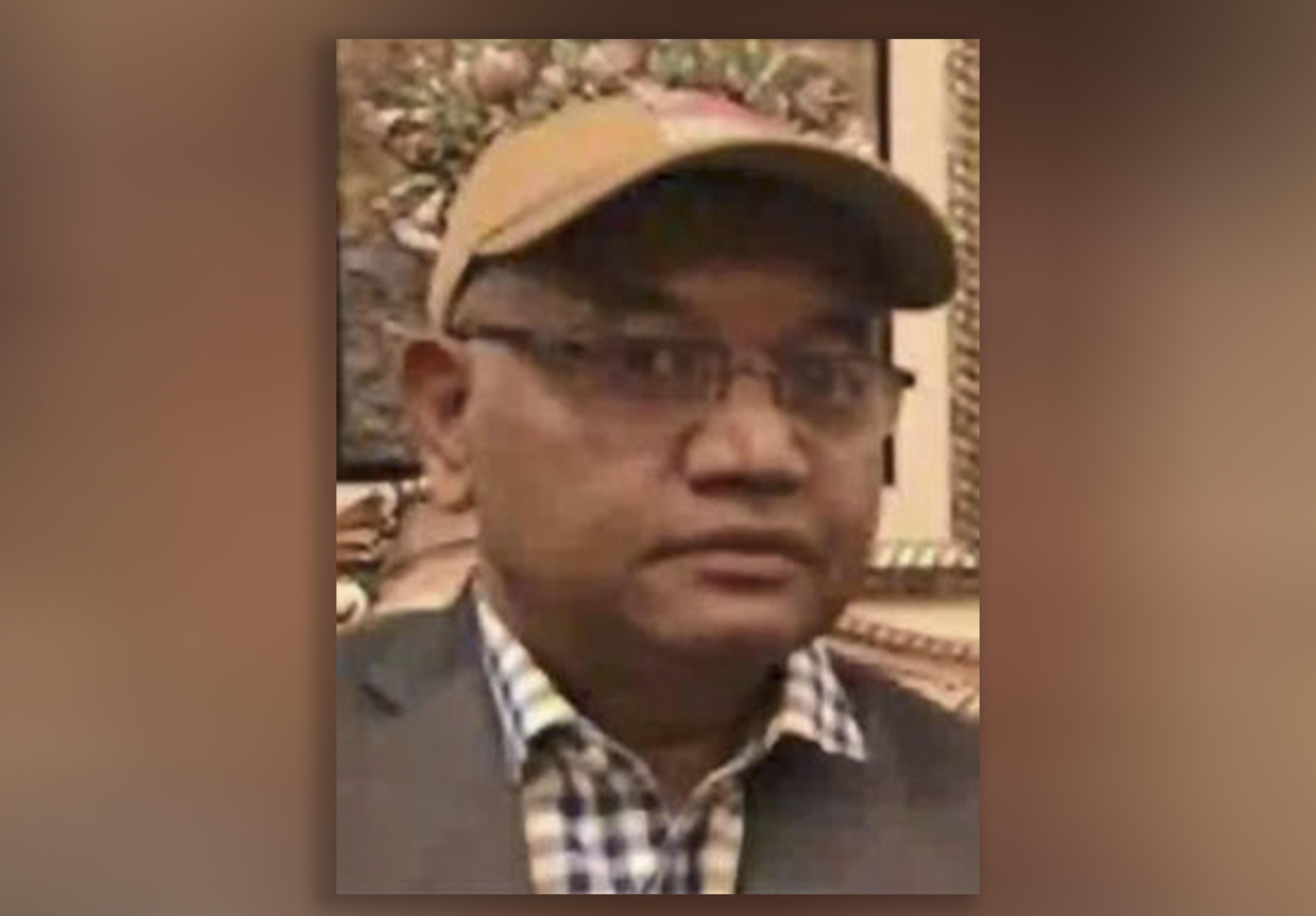 53c0f3b40e46 Ayub Ali, father of 2 Parkland, Florida, shooting survivors, killed ...