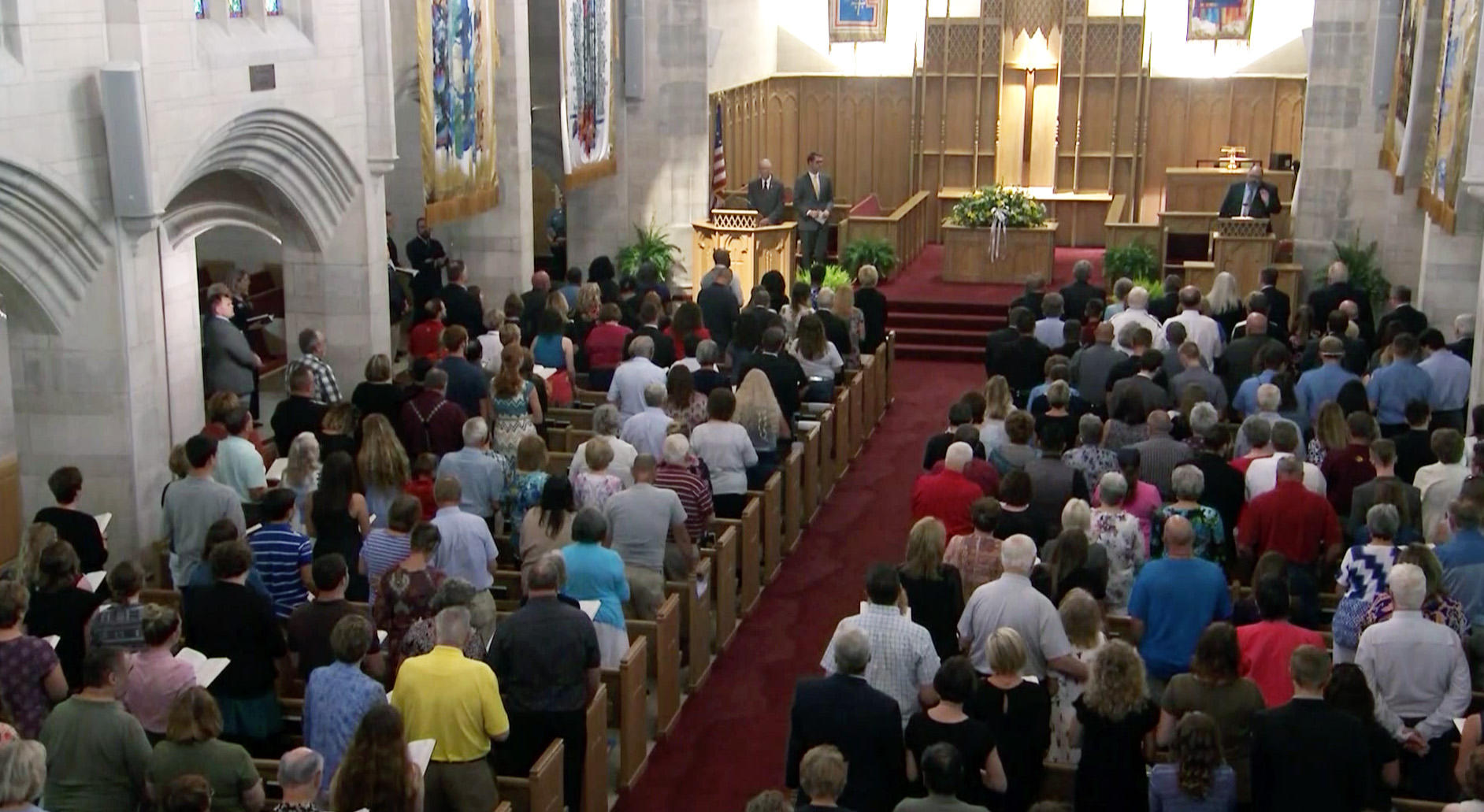 Community mourns Branson, Missouri, duck boat accident victims today
