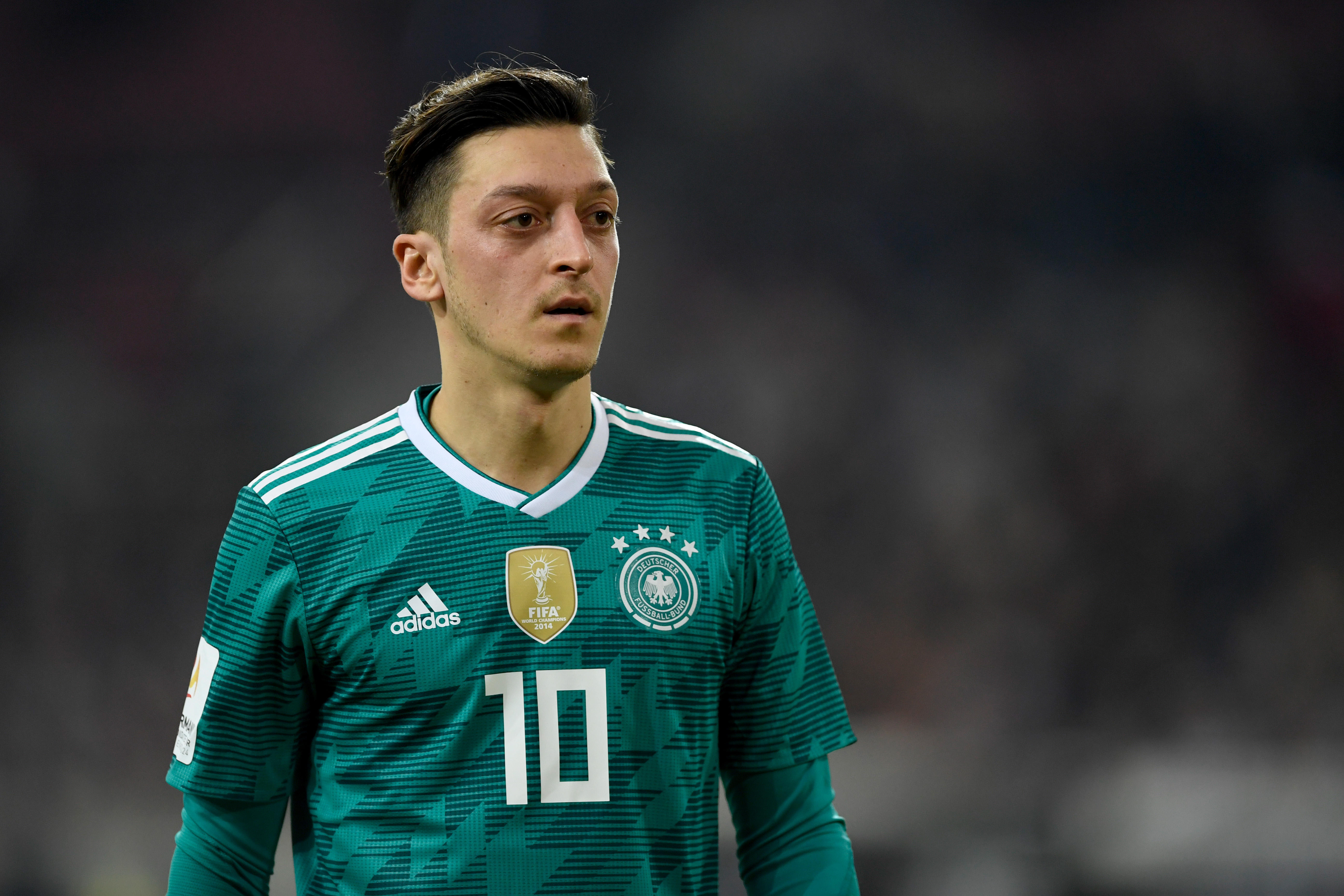 Mesut Özil quits German national team over alleged racism