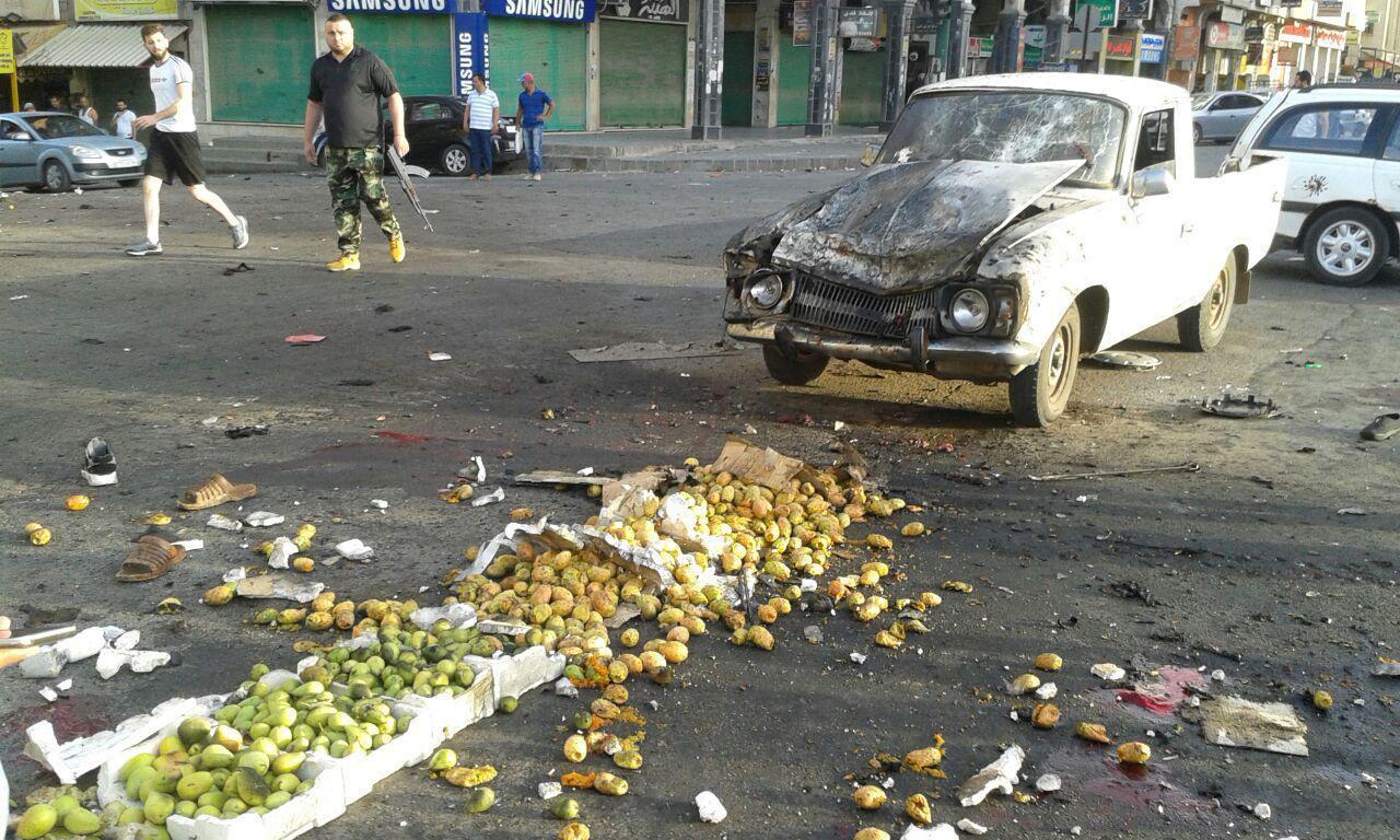 Syria says ISIS bombings kill dozens in Sweida including